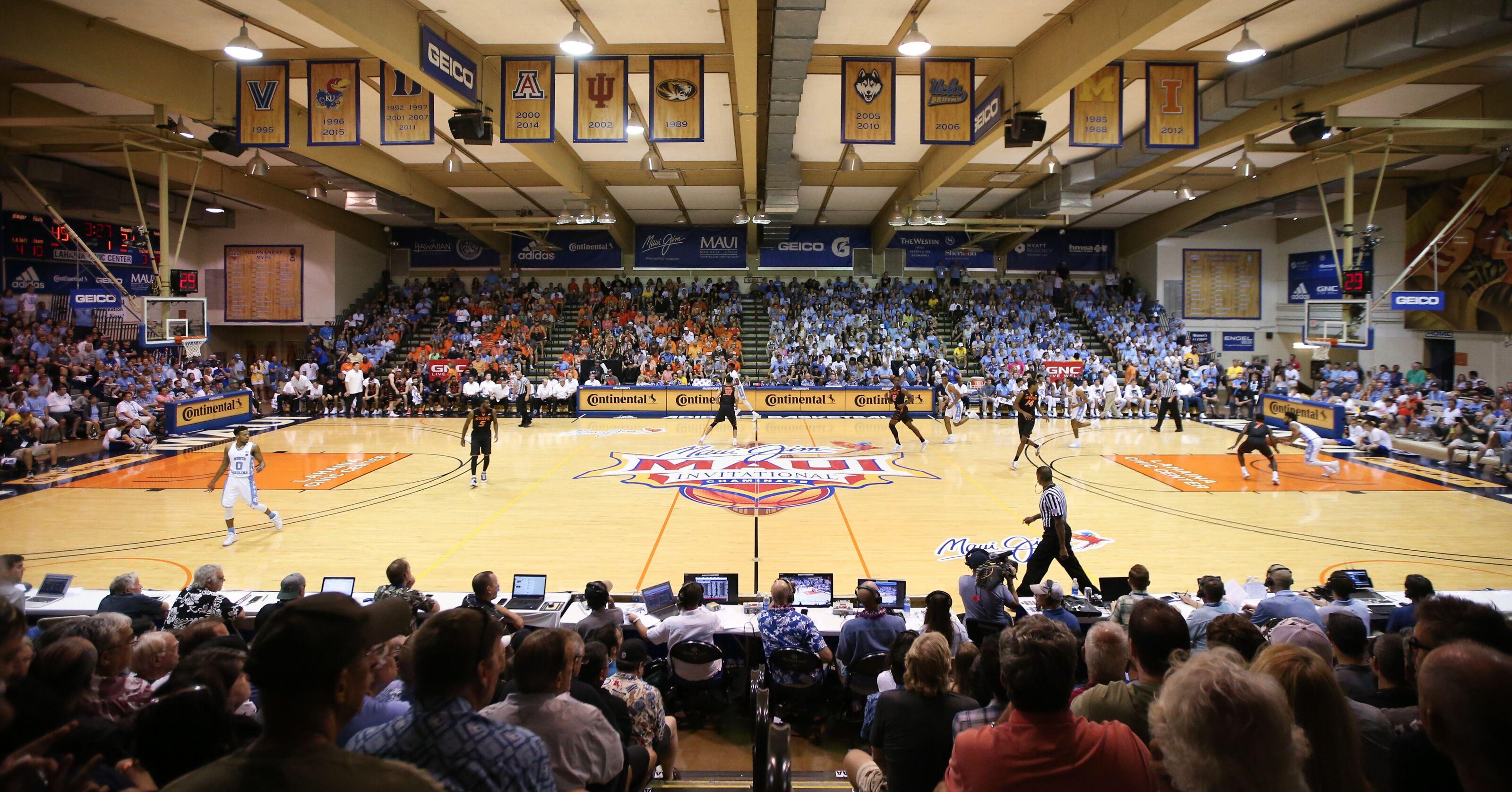 NCAA Basketball: 2018 Maui Invitational preview and predictions