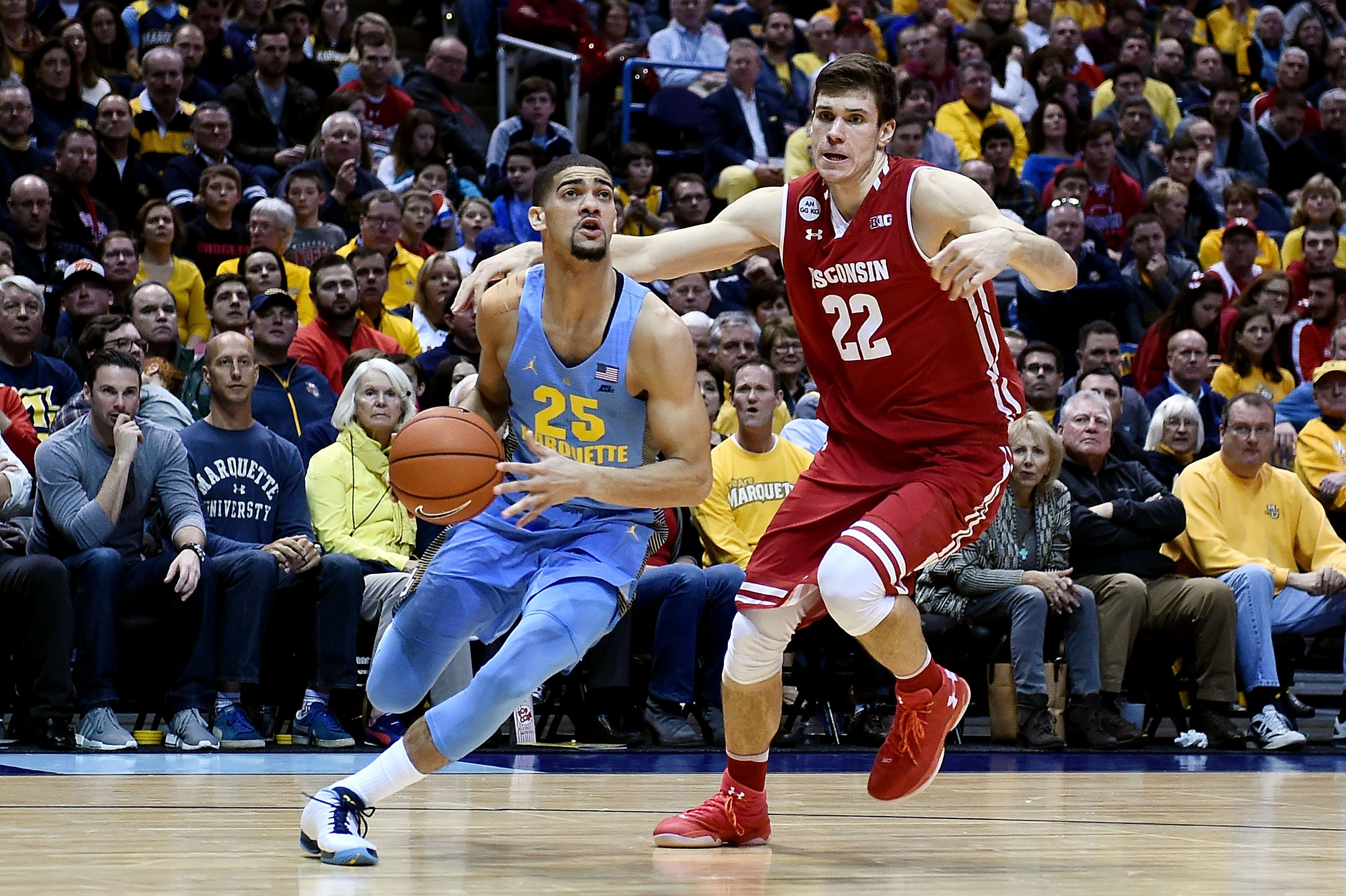 Wisconsin vs. Marquette: 2018-19 College basketball preview, TV schedule
