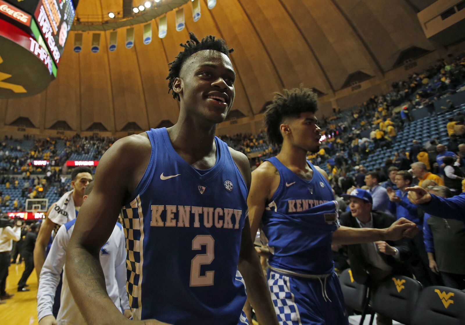NCAA Basketball: Big 12/SEC Challenge Preview