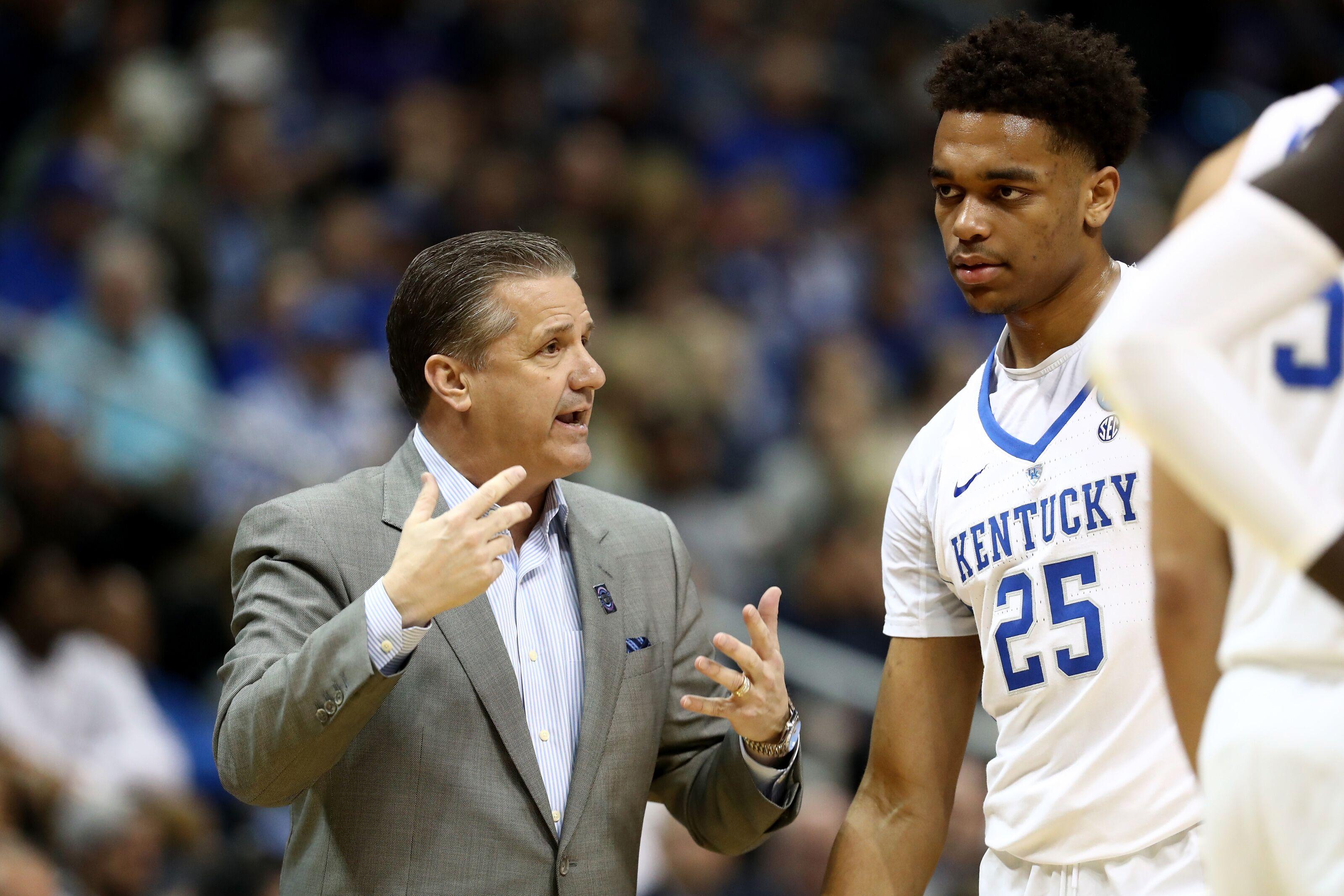 Kentucky Basketball 3 Concerns After Wildcats Home Loss: Kentucky Basketball: Top 5 Wildcats During 2018 Preseason