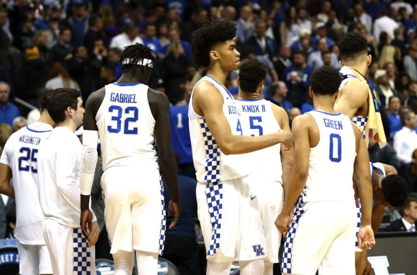 Kentucky Basketball 2017 18 Season Preview For The Wildcats: Kentucky Basketball: Can The Young Wildcats Win The SEC In
