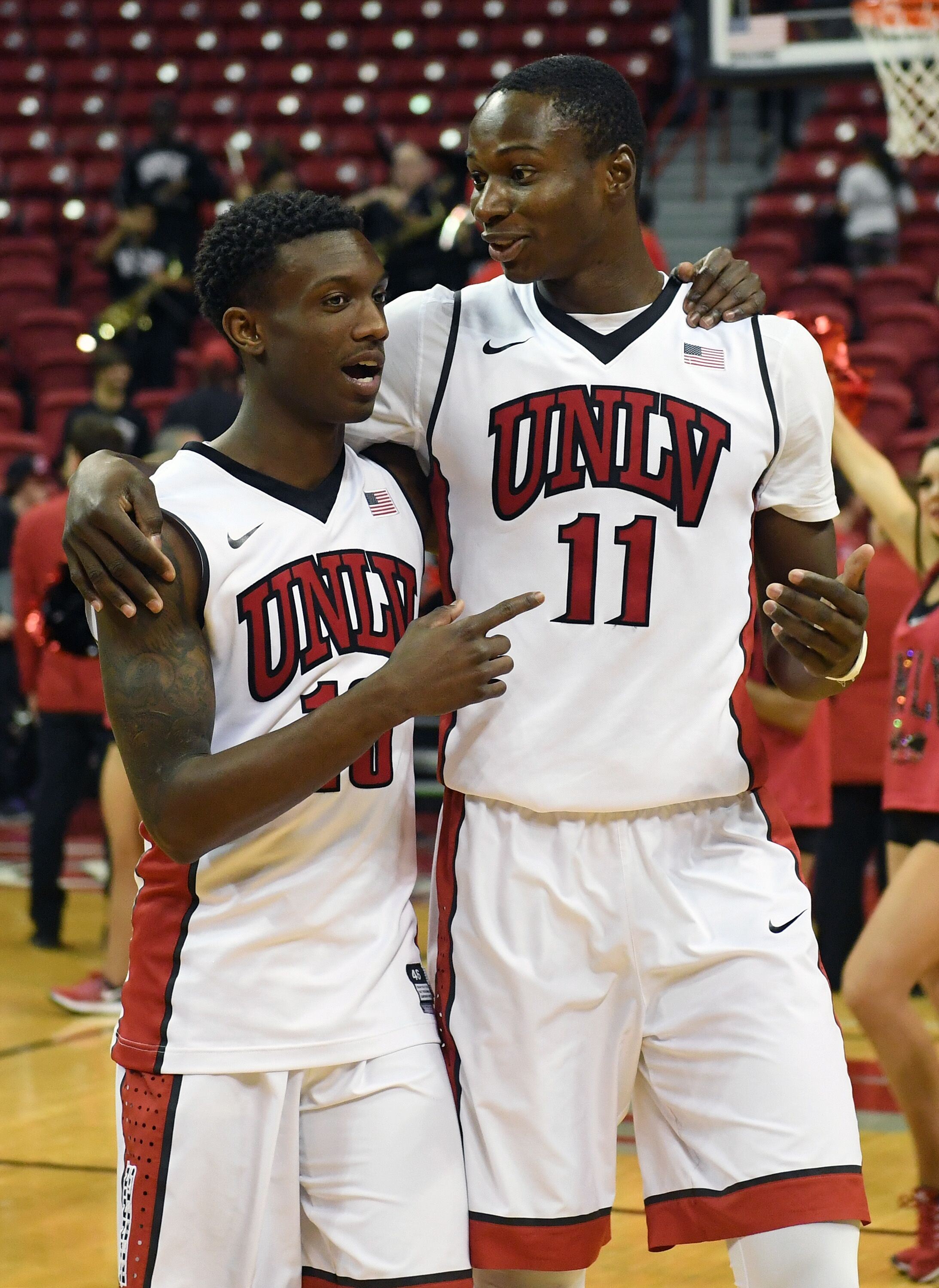 the latest 5f753 3817b UNLV basketball: 2017-18 season preview for the Rebels