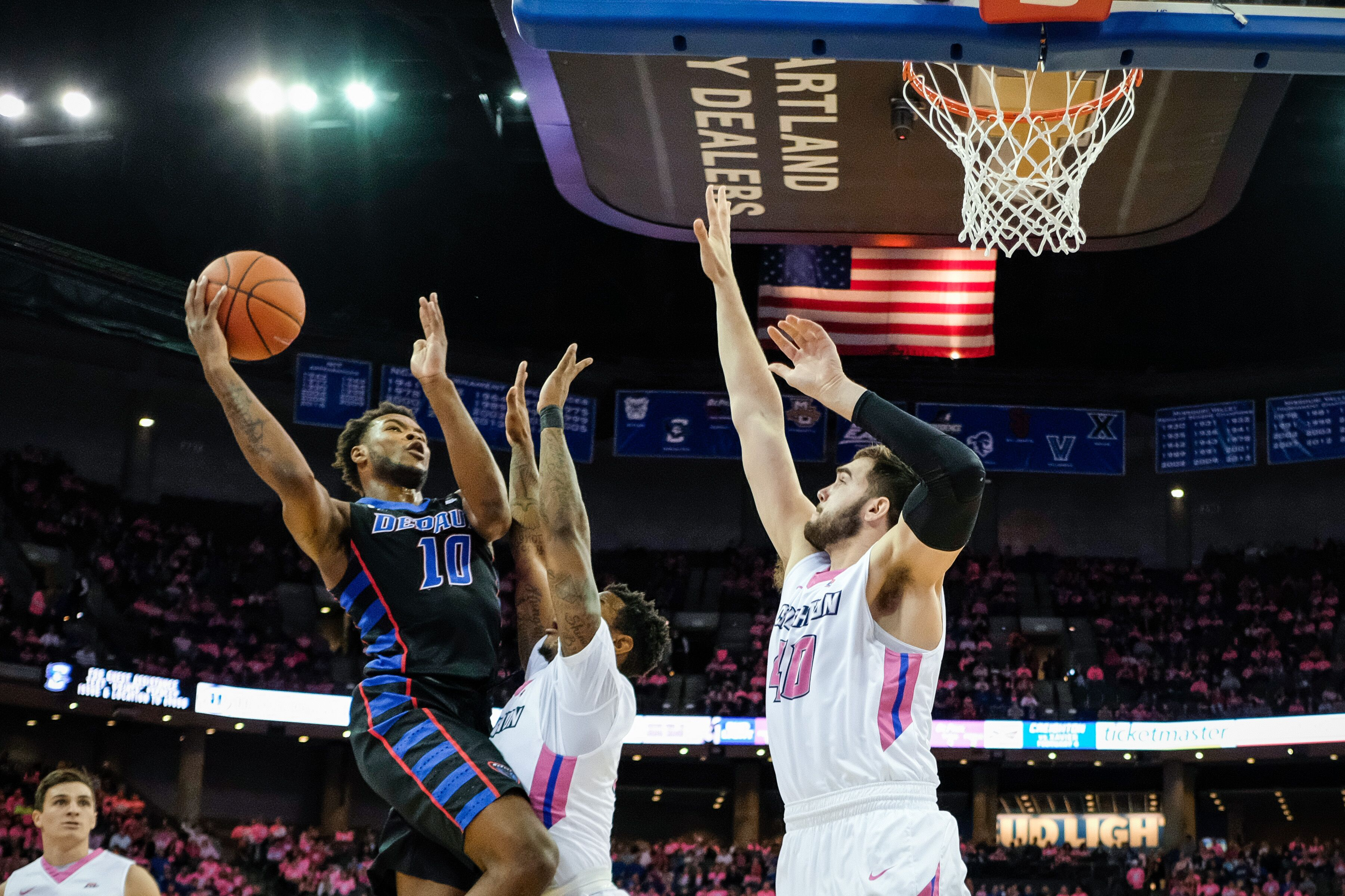 depaul basketball - photo #36