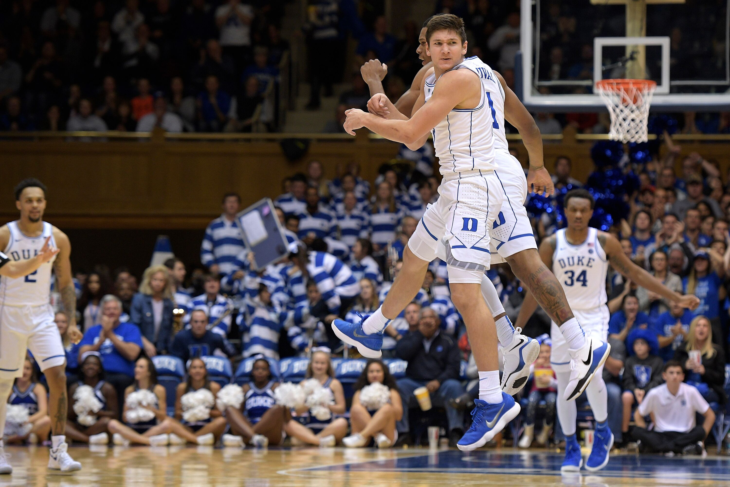 931f8eef8204 Duke vs. Furman  College basketball game preview