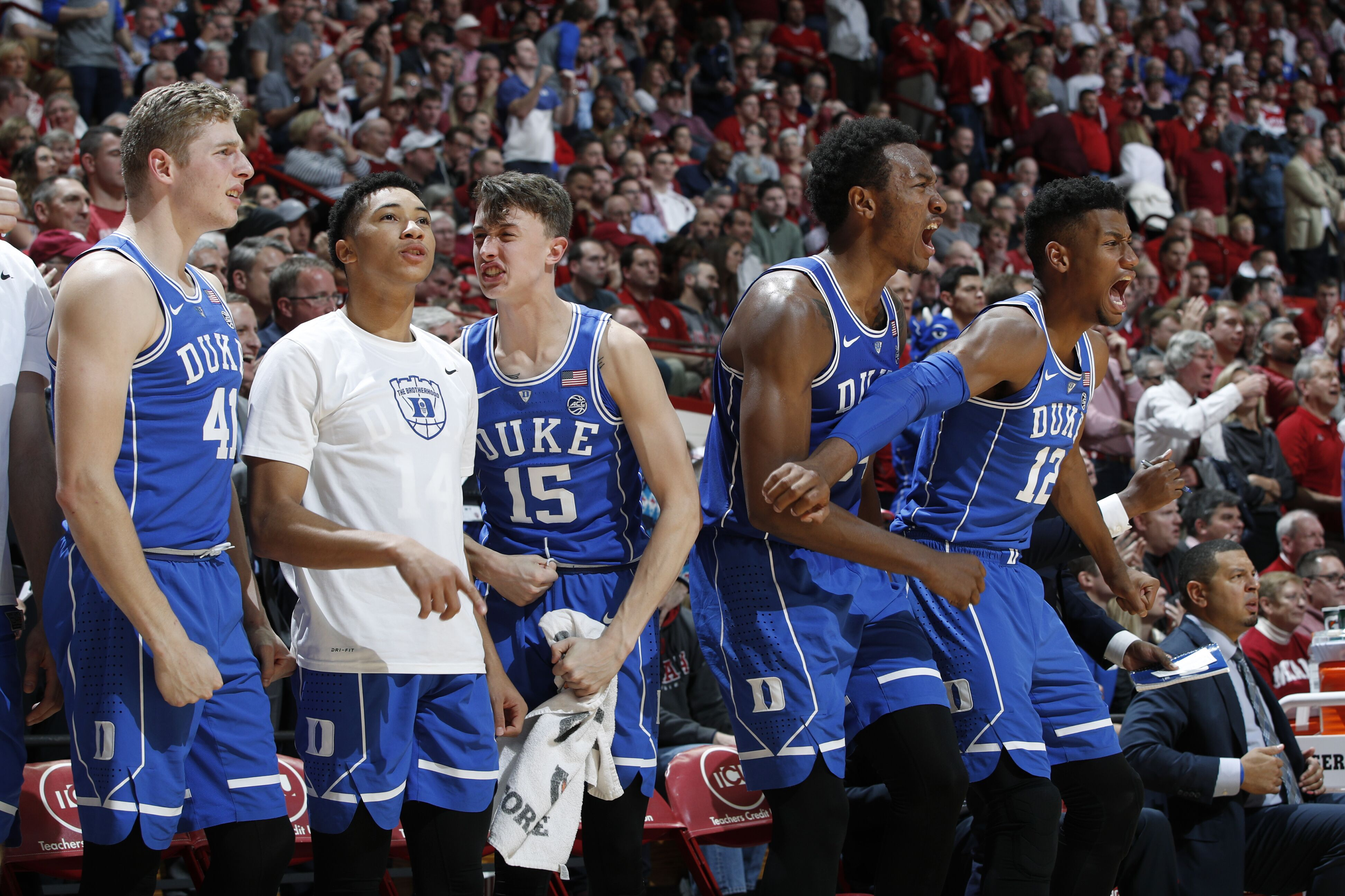 duke basketball: what the blue devils will look like in 2018-19
