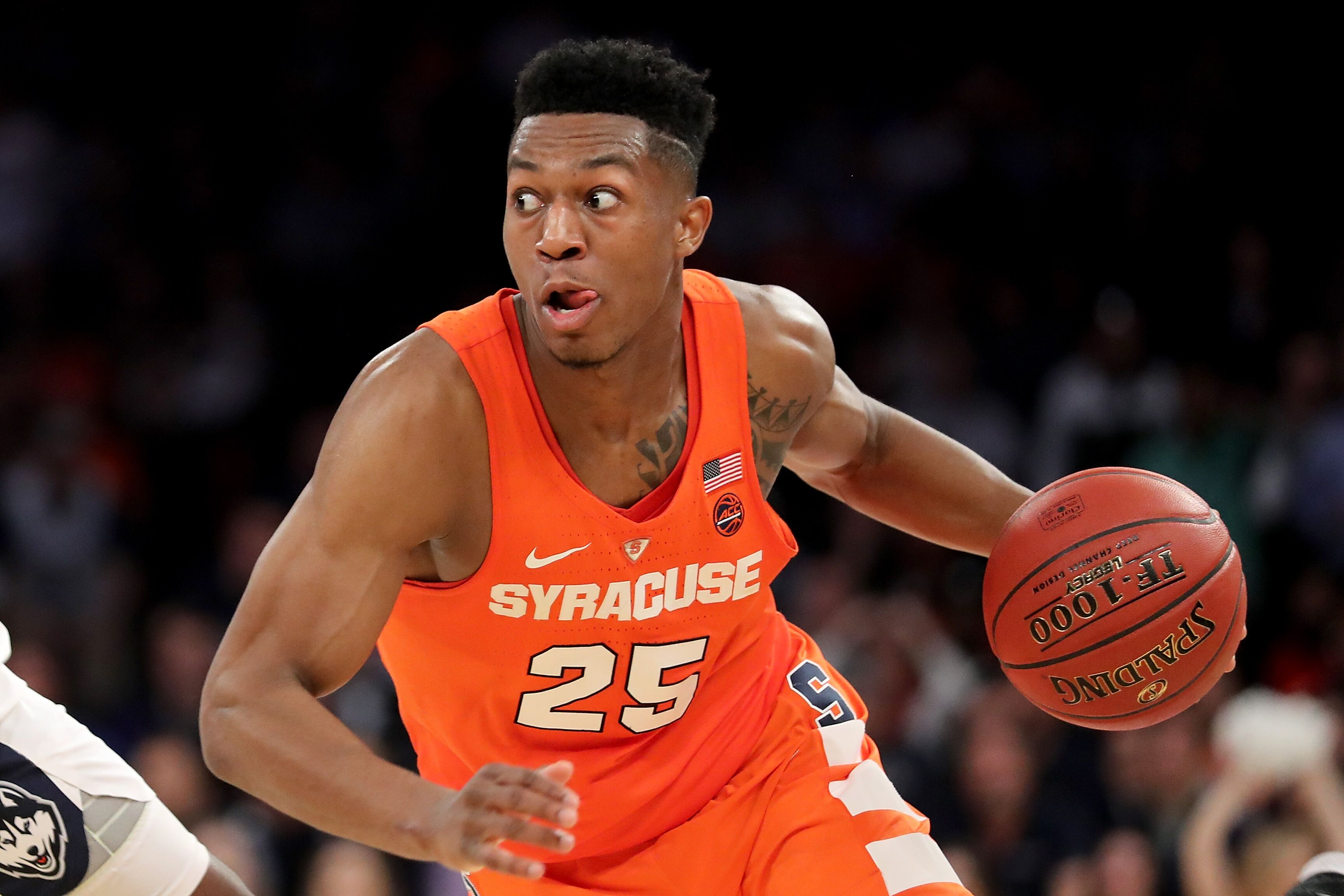 Clemson Vs. Syracuse: College Basketball Game Preview, TV