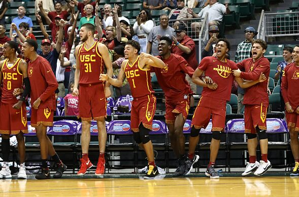 premium selection a6f1b d46d5 USC Basketball: 3 reasons the Trojans will be better than ...