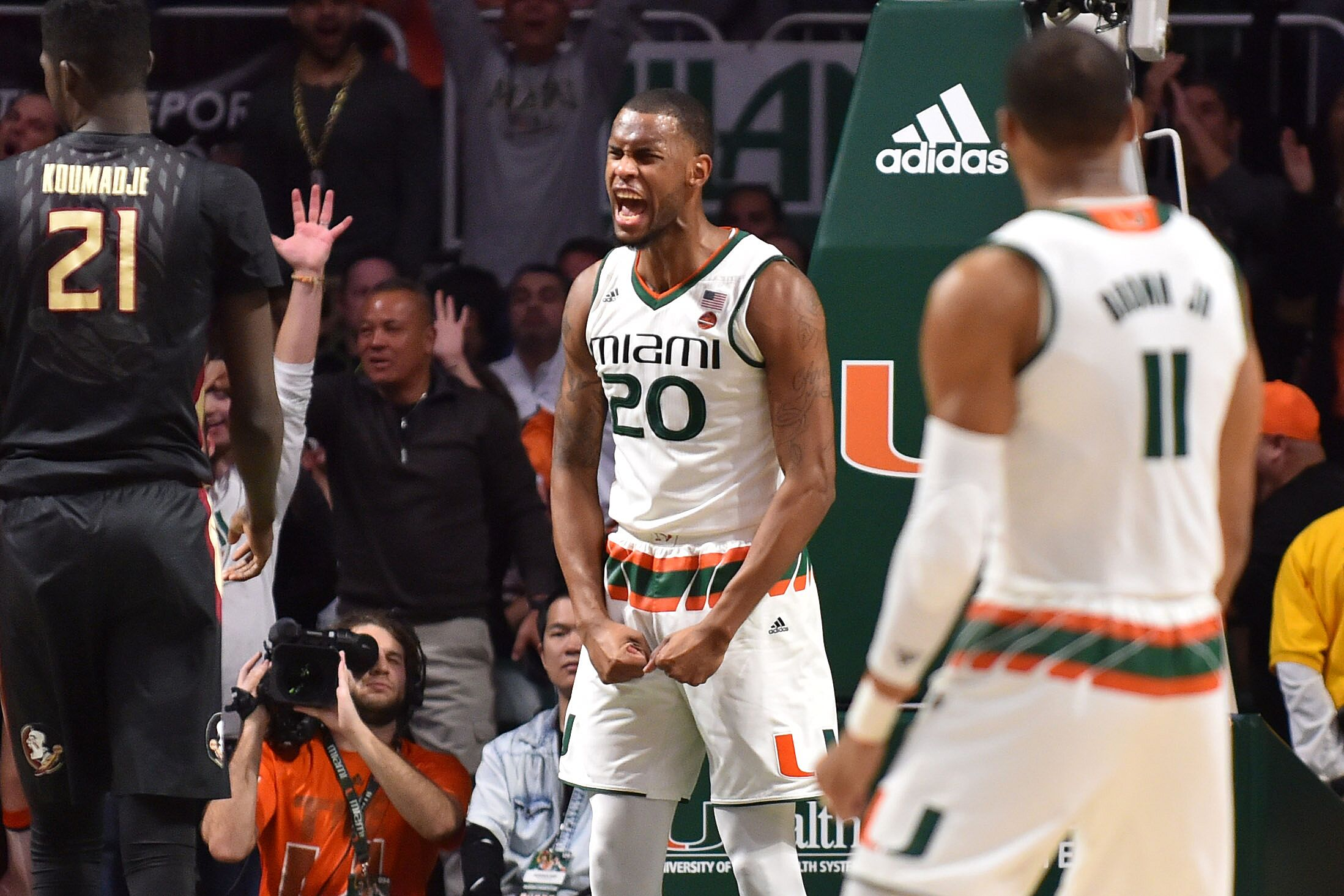 separation shoes 5f9ab cd6a5 Miami Basketball: 2018-19 season preview for the Hurricanes