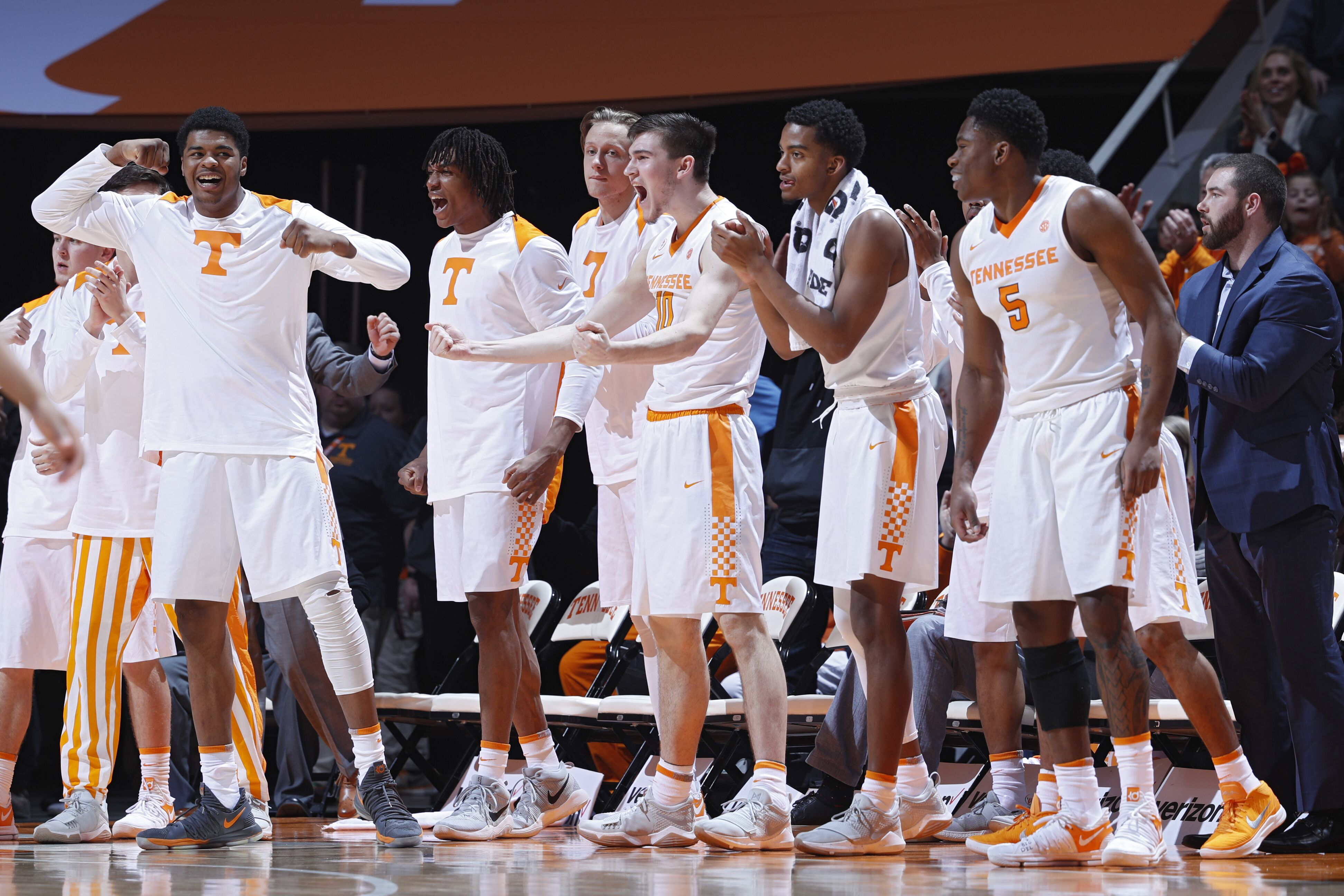 Kentucky Basketball Announces Tv Schedule Game Times And: Kentucky Vs. Tennessee: College Basketball Game Preview
