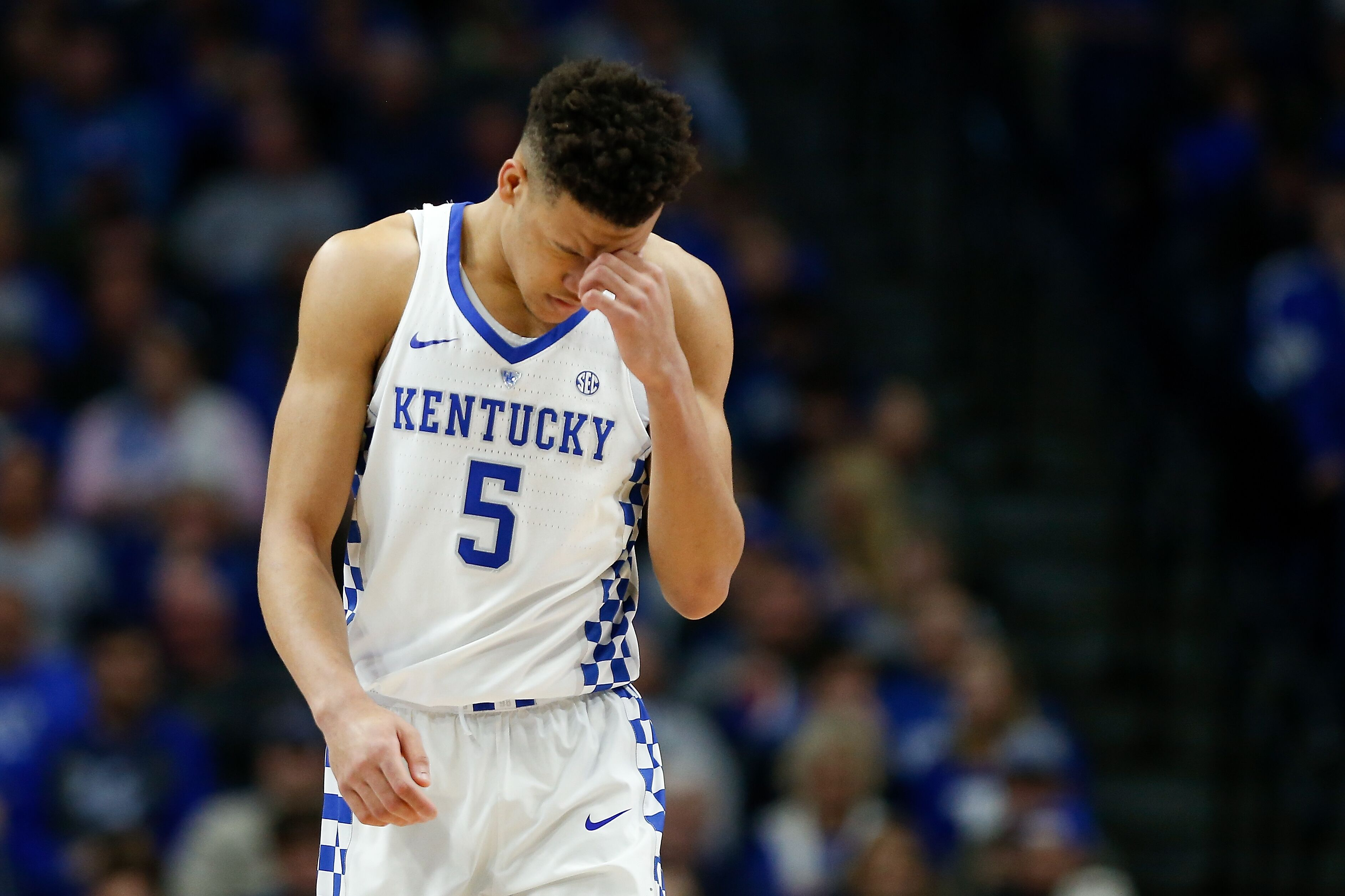 Uk Basketball: Kentucky Basketball: What's Wrong With The Wildcats?