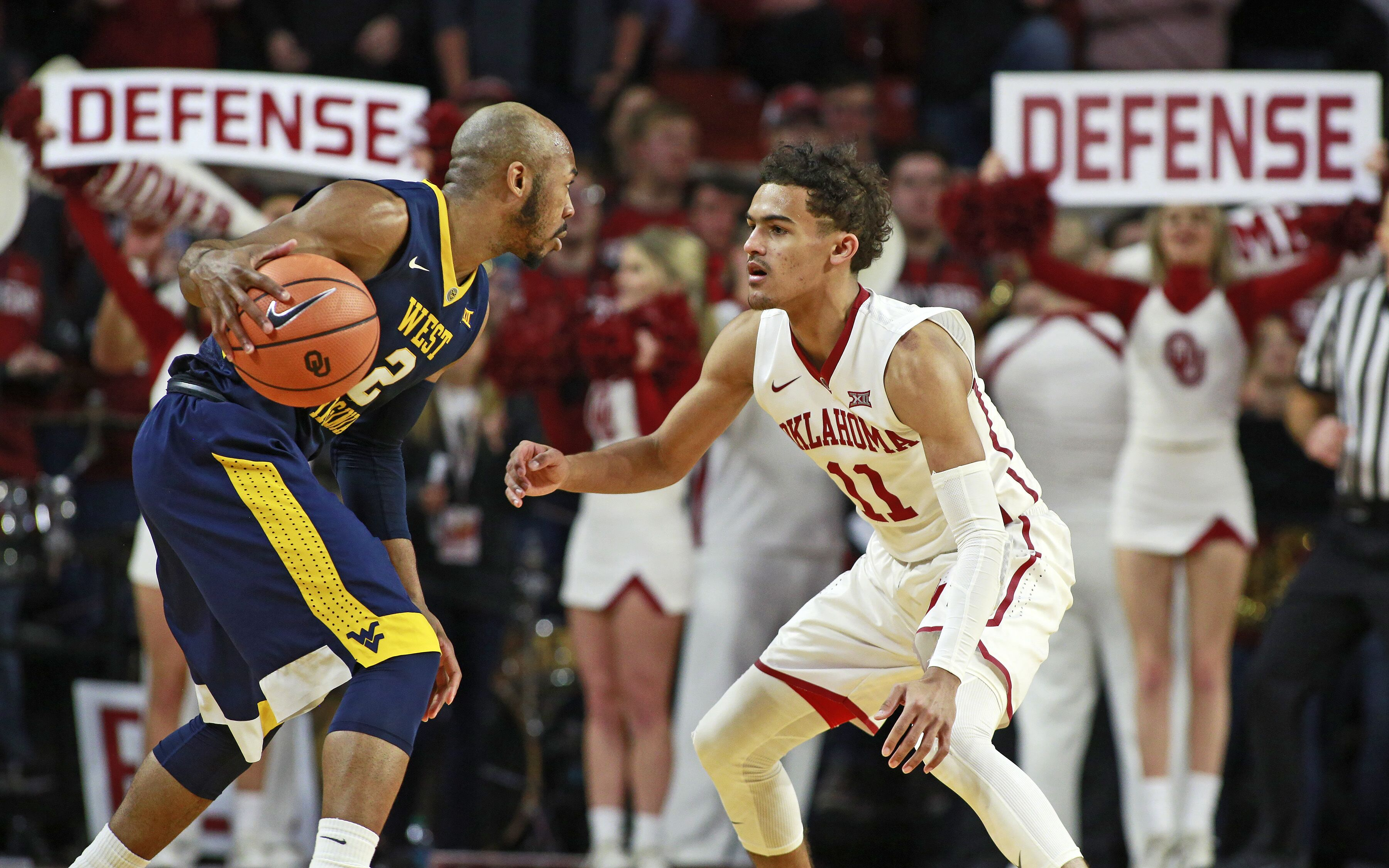 Big 12 Basketball: 2018-19 preseason all-conference and awards