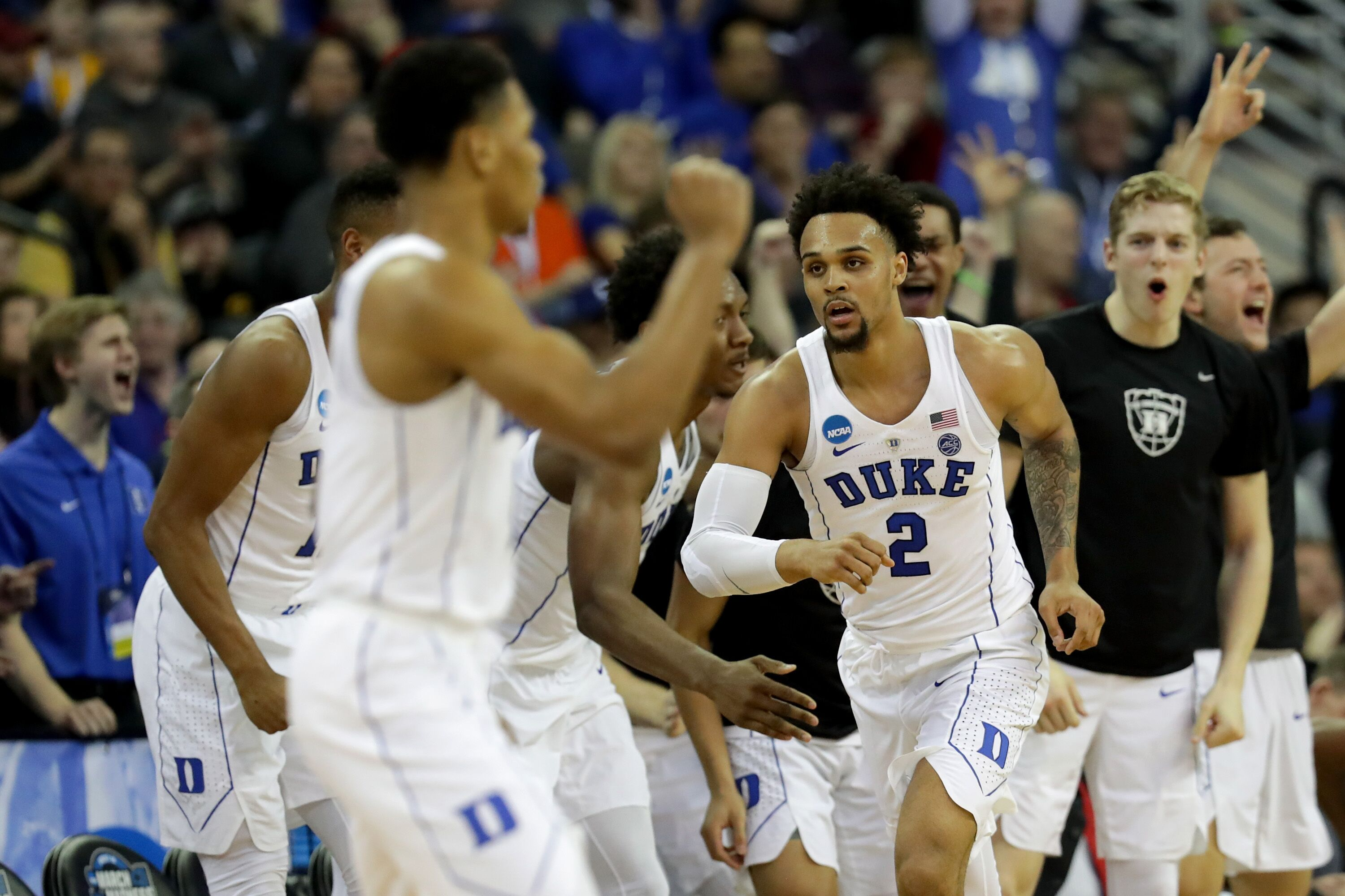 Duke Basketball: Turnovers Lead To Sweet 16 Victory For
