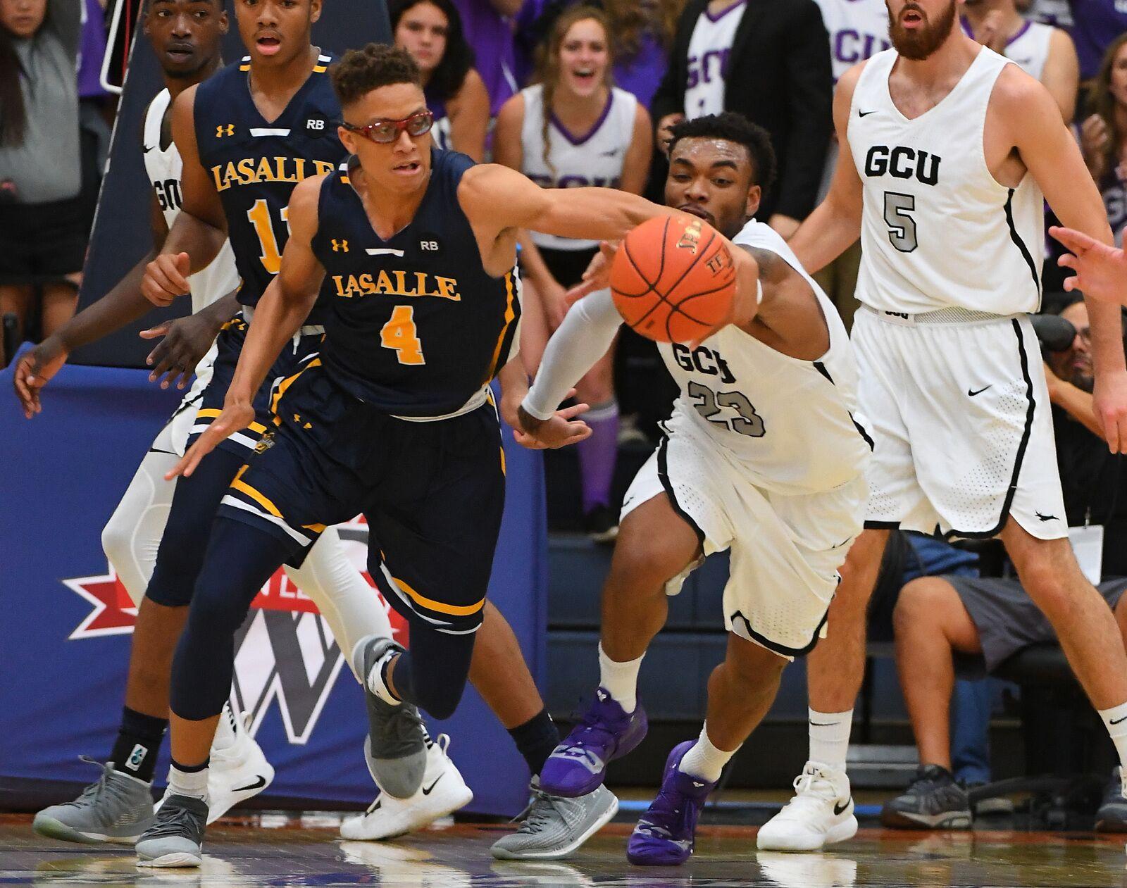 La Salle Basketball: Traci Carter, Miles Brookins among off-season departing transfers