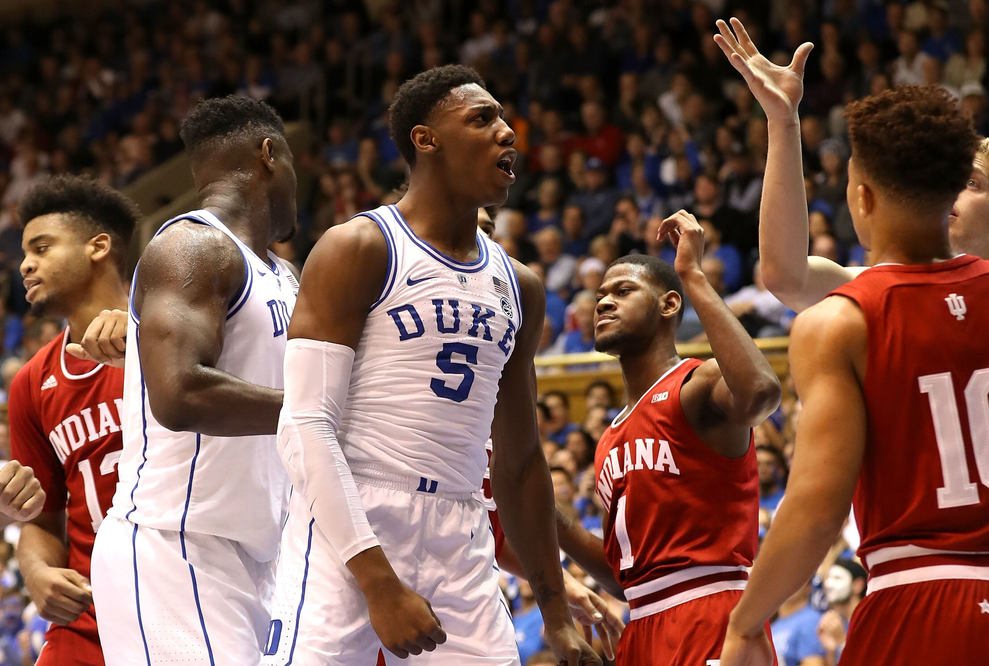 Duke Vs. Yale: 2018-19 College Basketball Game Preview, TV