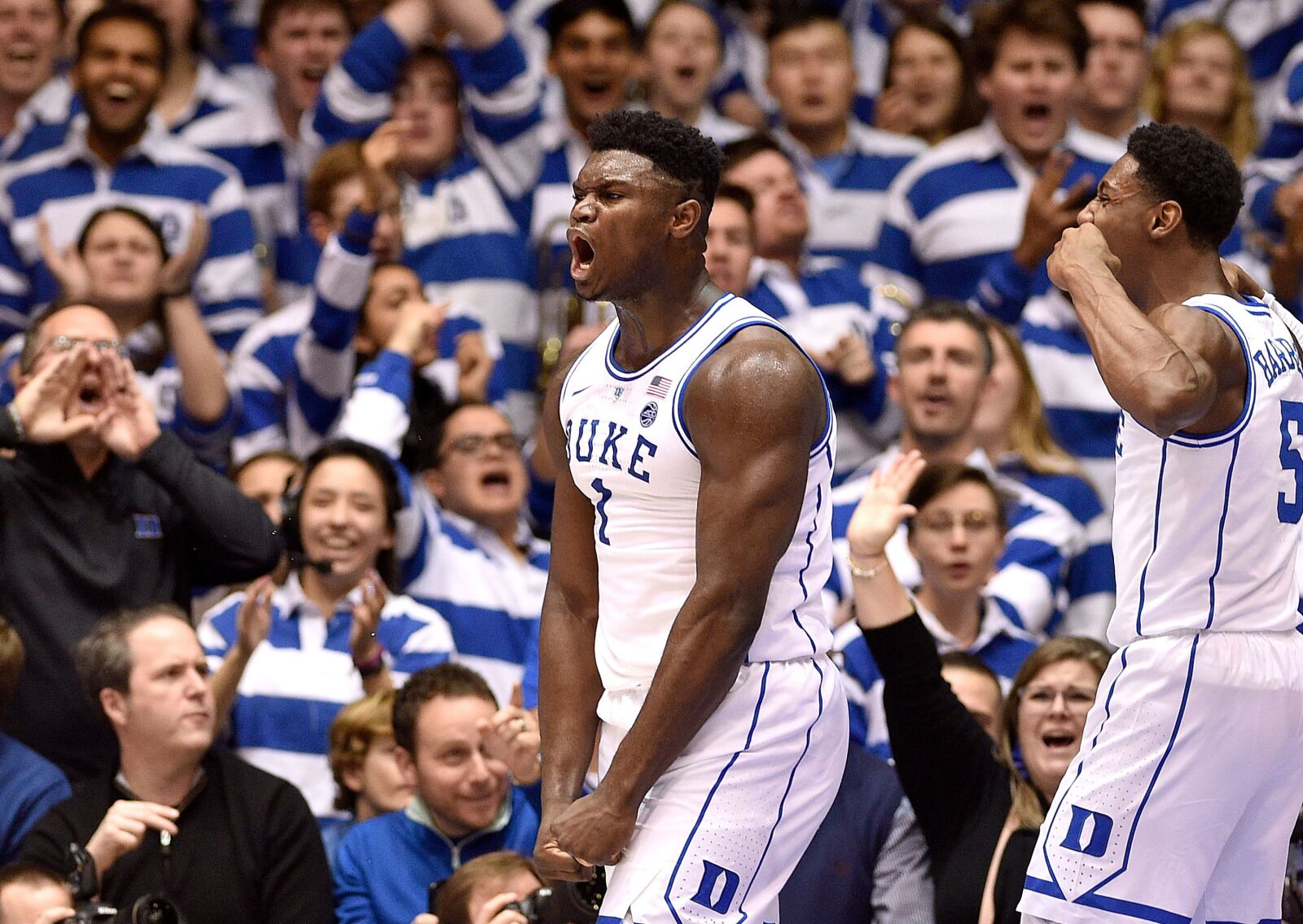 525846580777 Duke Basketball  Zion Williamson s return is great for college hoops