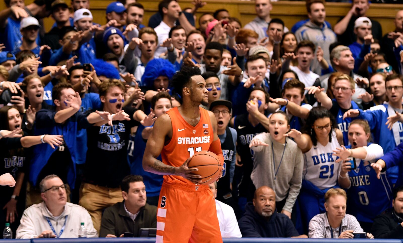 Syracuse Basketball Bleacher Report Latest News Scores Stats