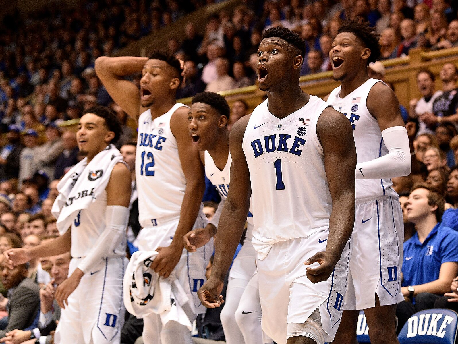 faffaea37057 Duke Basketball  3 takeaways from Blue Devils win over Princeton