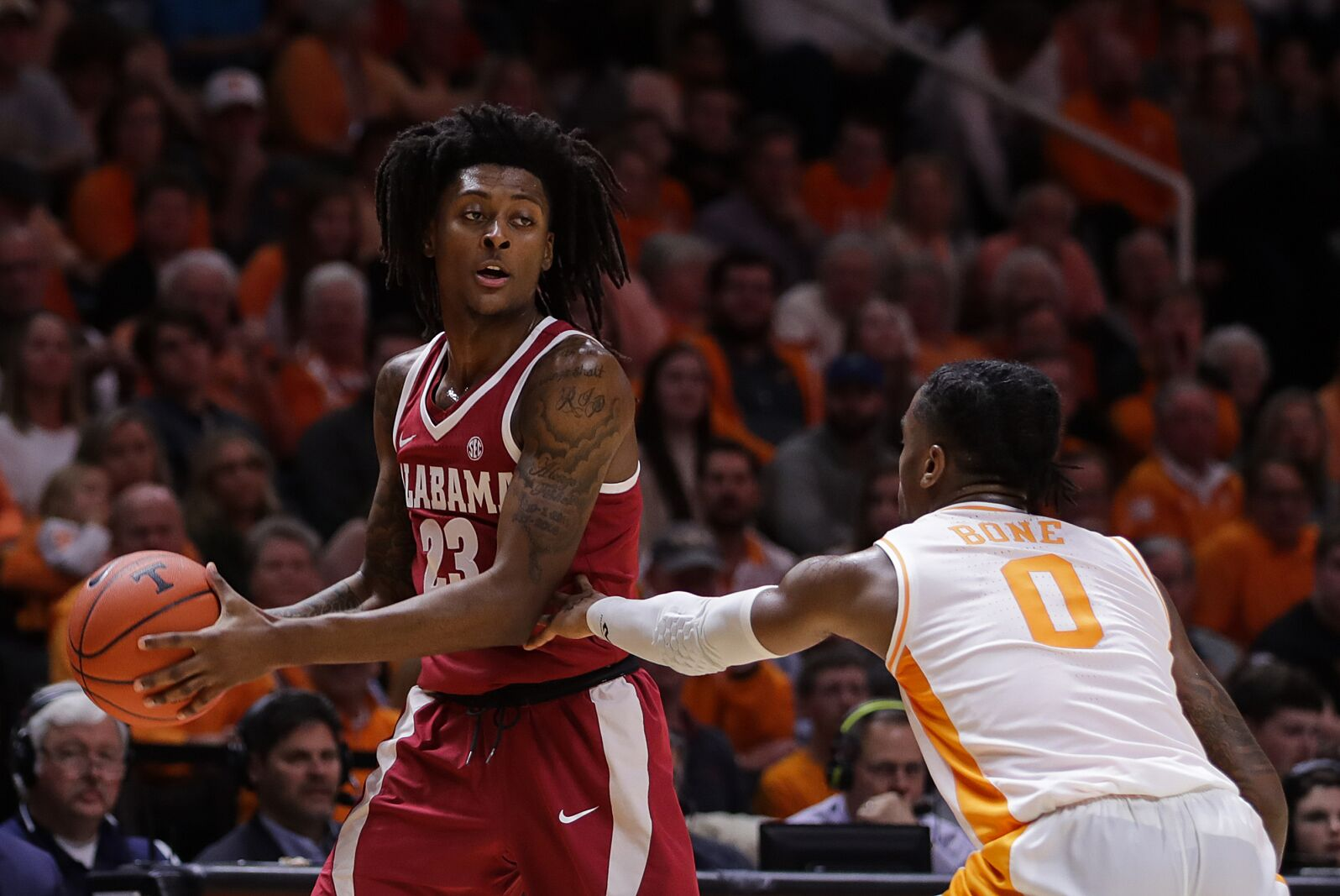 Alabama Basketball: 5 crucial games on 2019-20 schedule to look out for