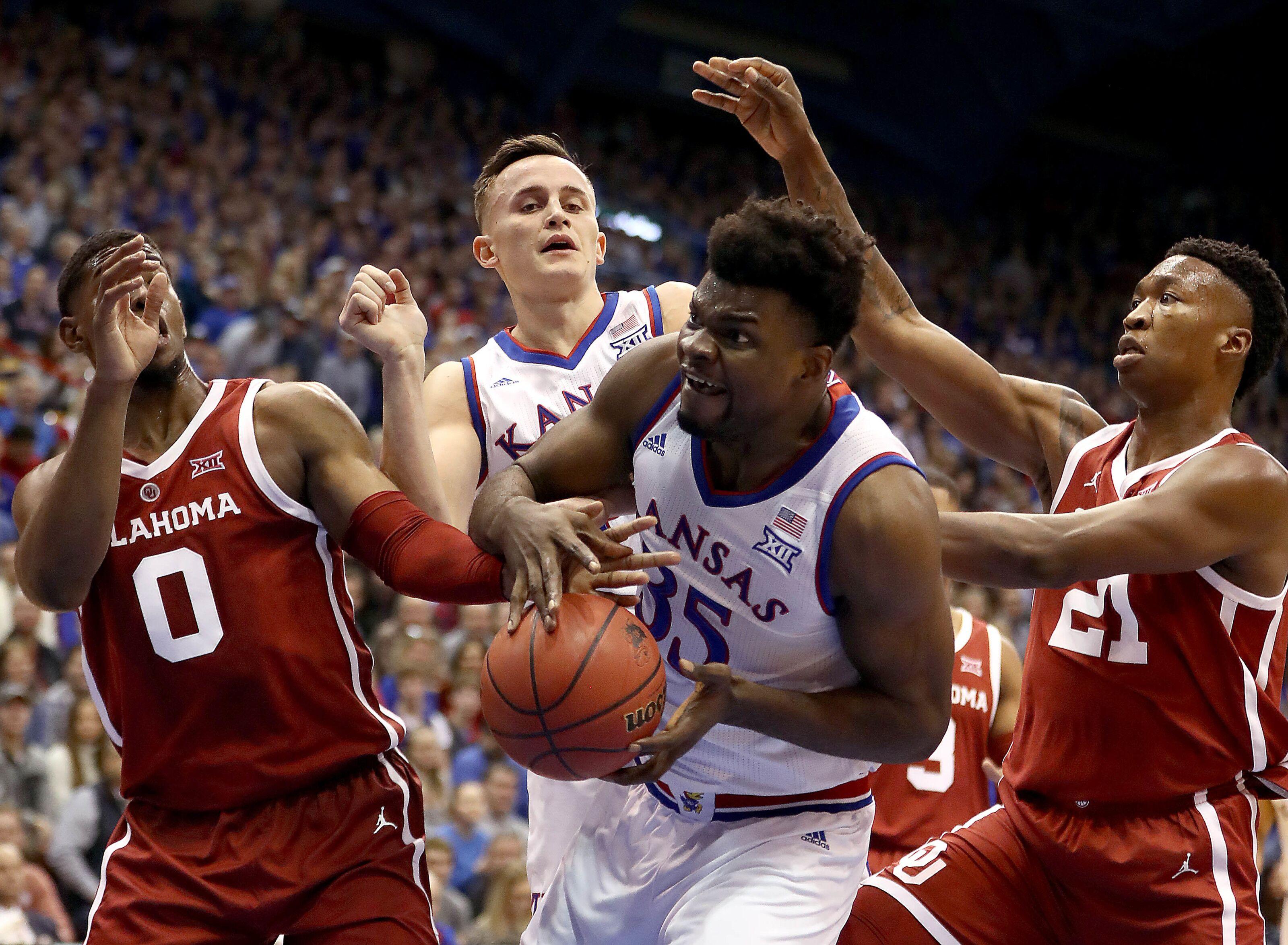 Kansas Basketball: Jayhawks at peak of 2019-20 Big 12 preseason coaches' poll