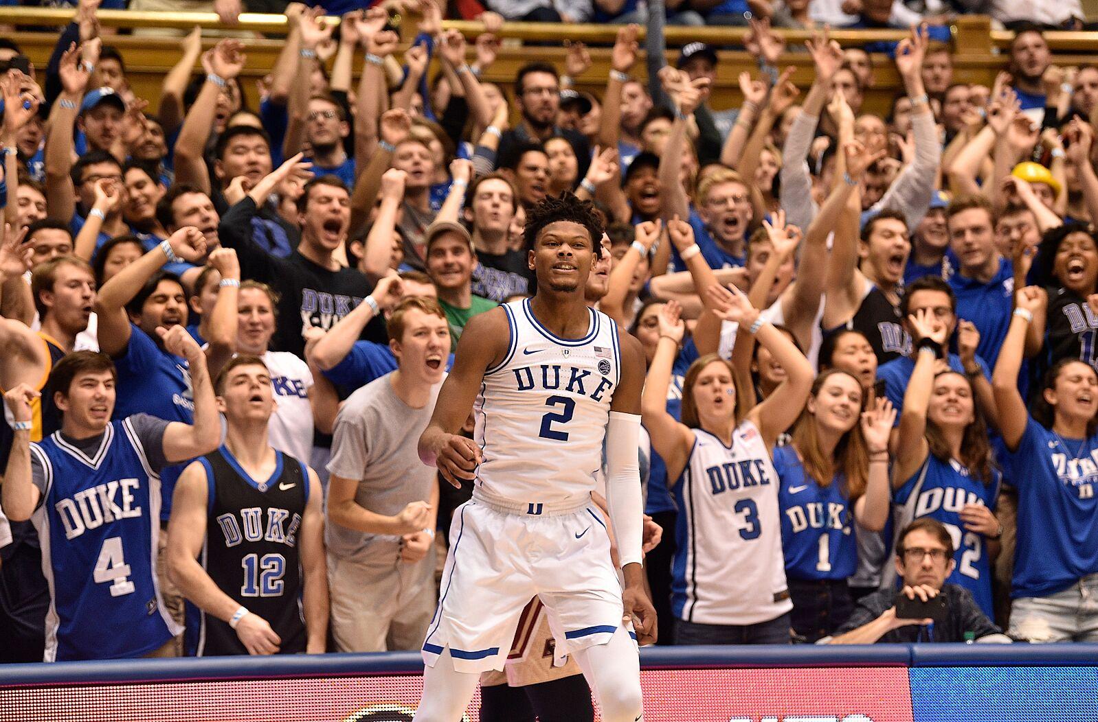 Ncaa Basketball Rankings Tennessee Duke Gonzaga Vie For