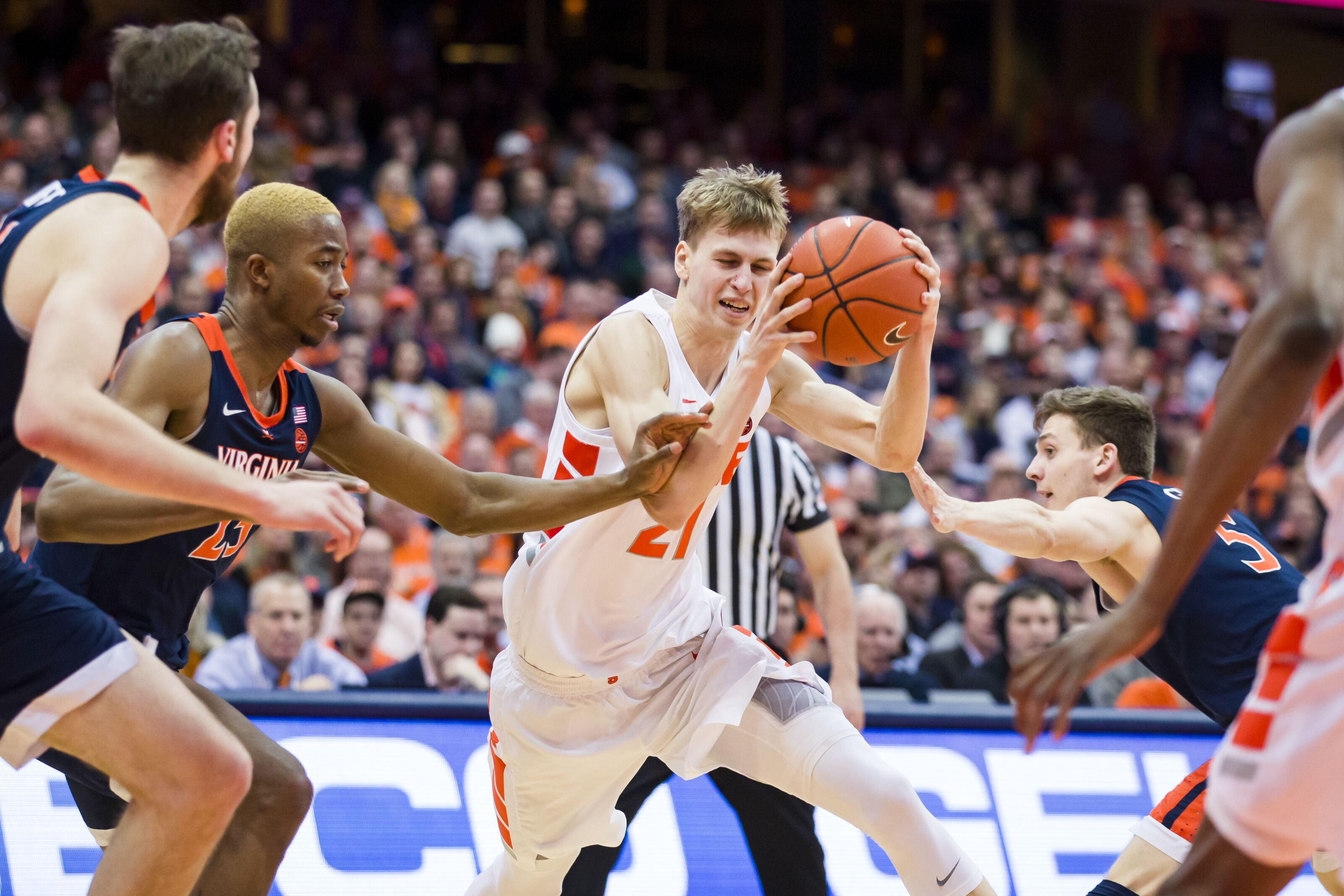 Pittsburgh Vs Syracuse 2019 Acc Tournament Game Preview