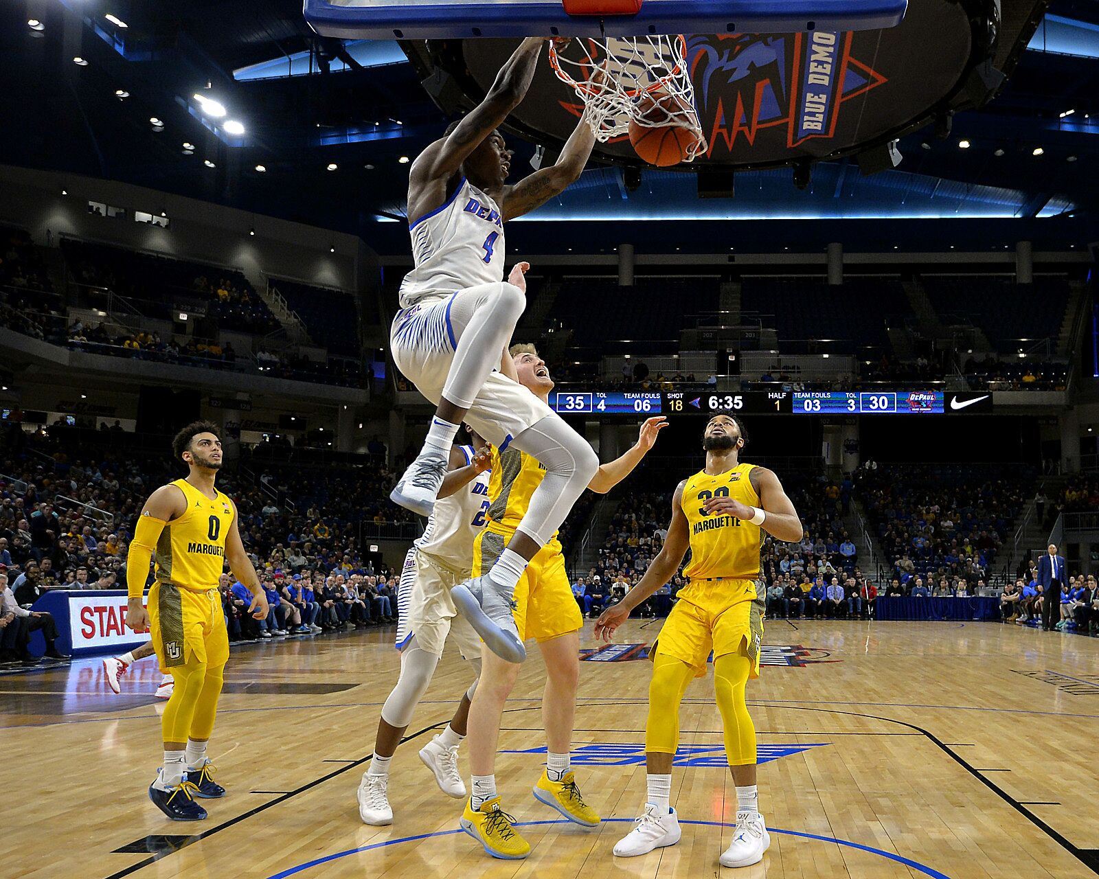 Exterior: Big East Basketball: Way-too-early 2019-20 Preseason Power