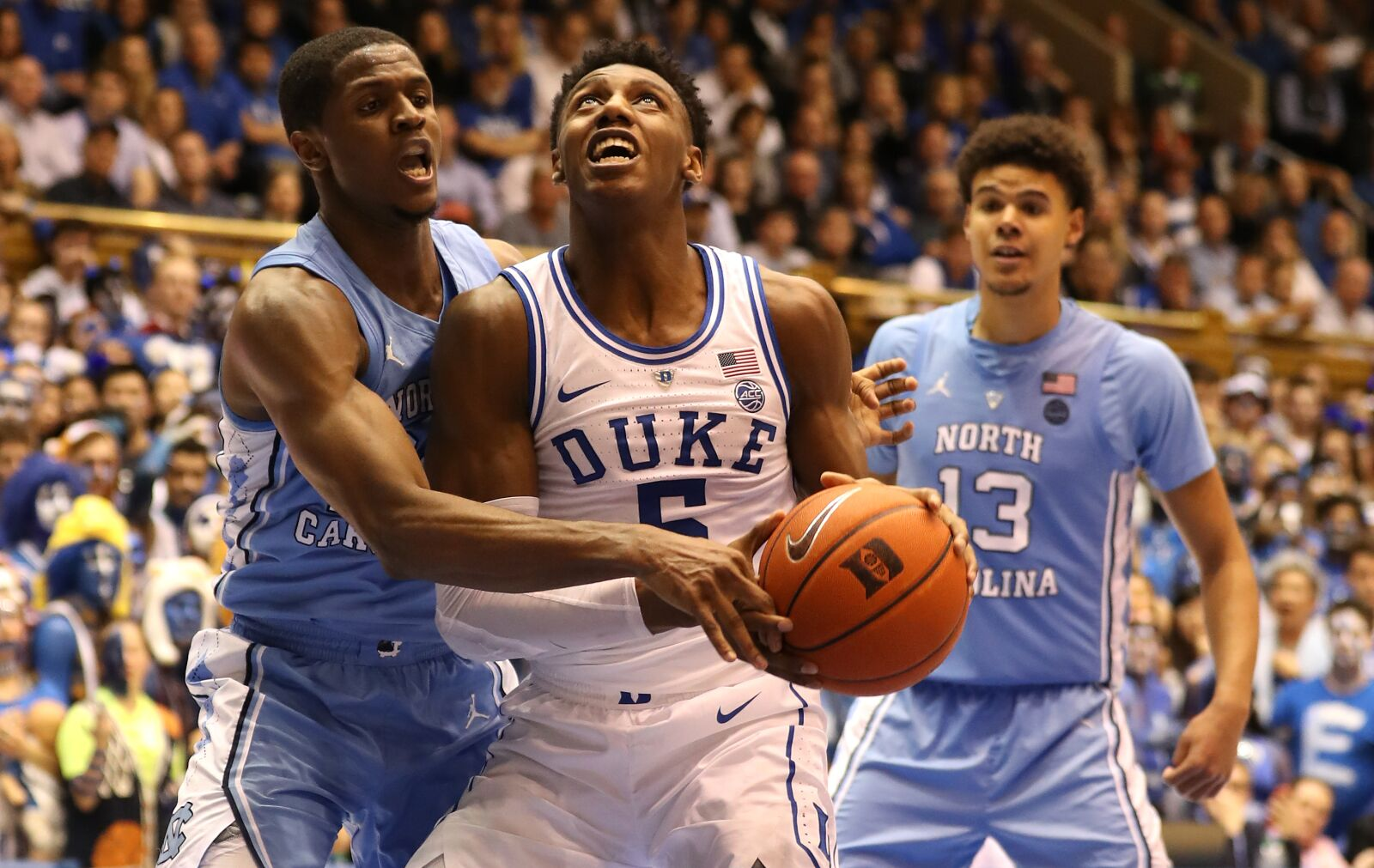c5bcdf82b50f Duke Basketball  Keys for Blue Devils in revenge game against UNC