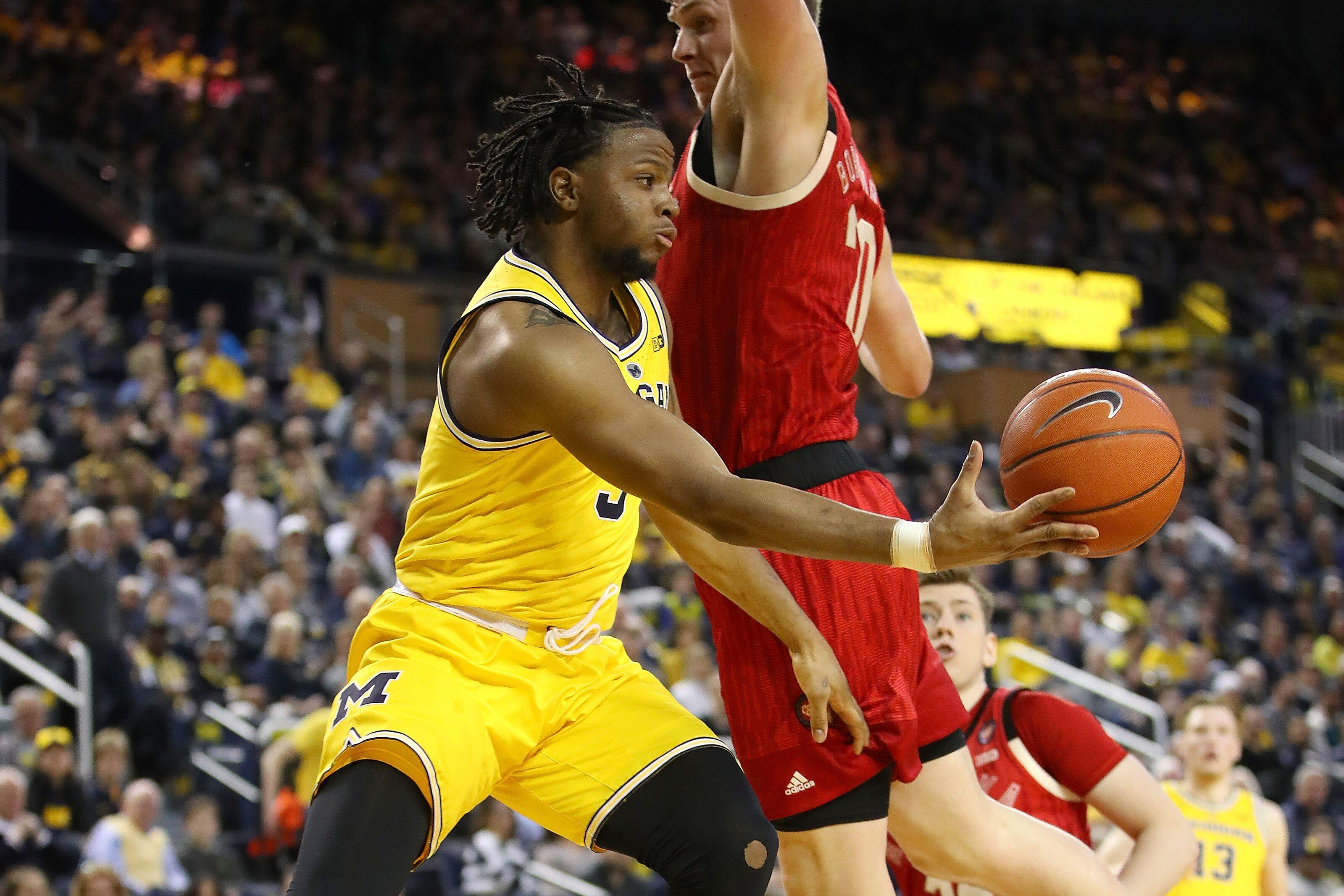Michigan Basketball Analyzing Wolverines Big Ten Schedule
