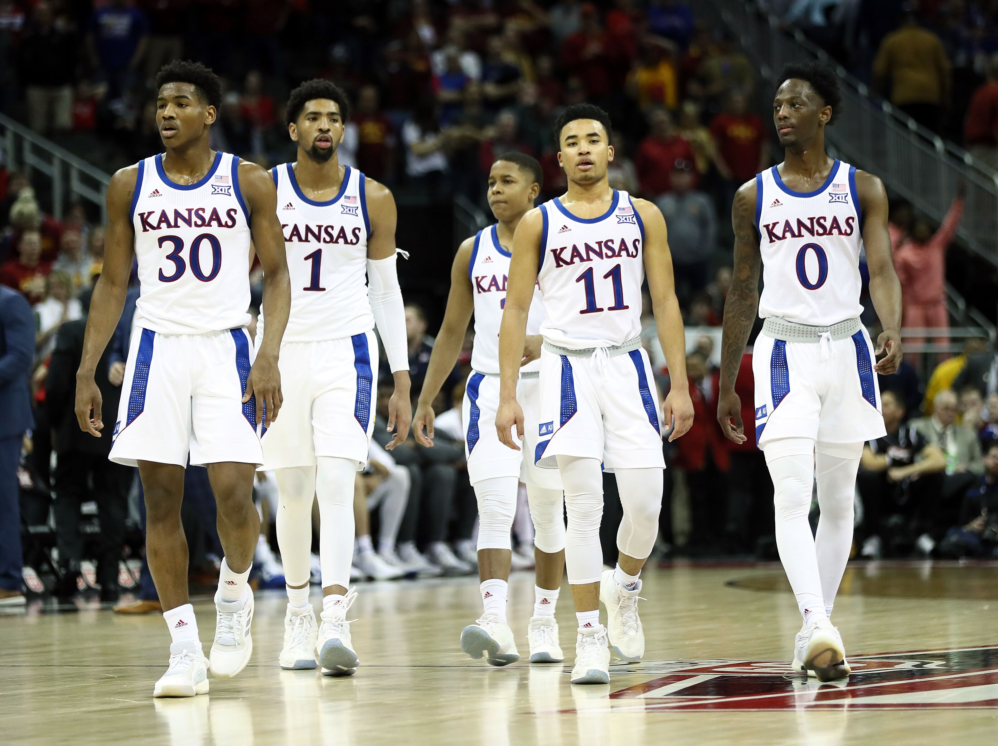 Kansas Basketball: Jayhawks take hit after losing out on Matthew Hurt