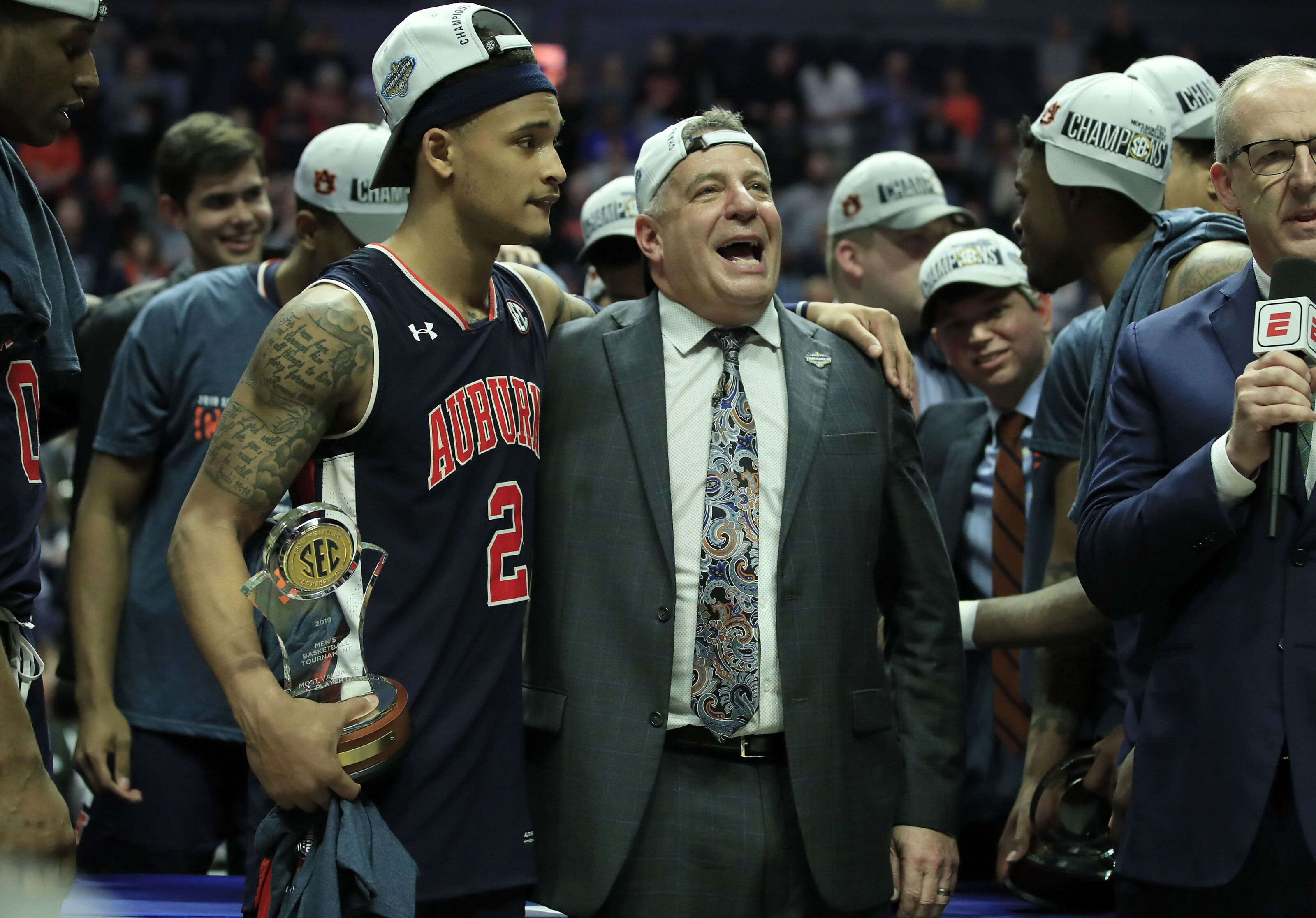 Auburn Basketball How Tigers Reached The 2019 Final Four
