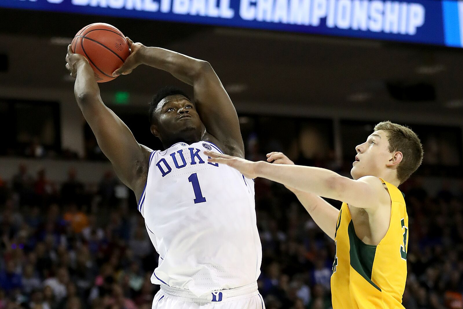March Madness 2019 Zion Williamson Throws Down Multiple: March Madness: Top Takeaways From 2019 NCAA Tournament