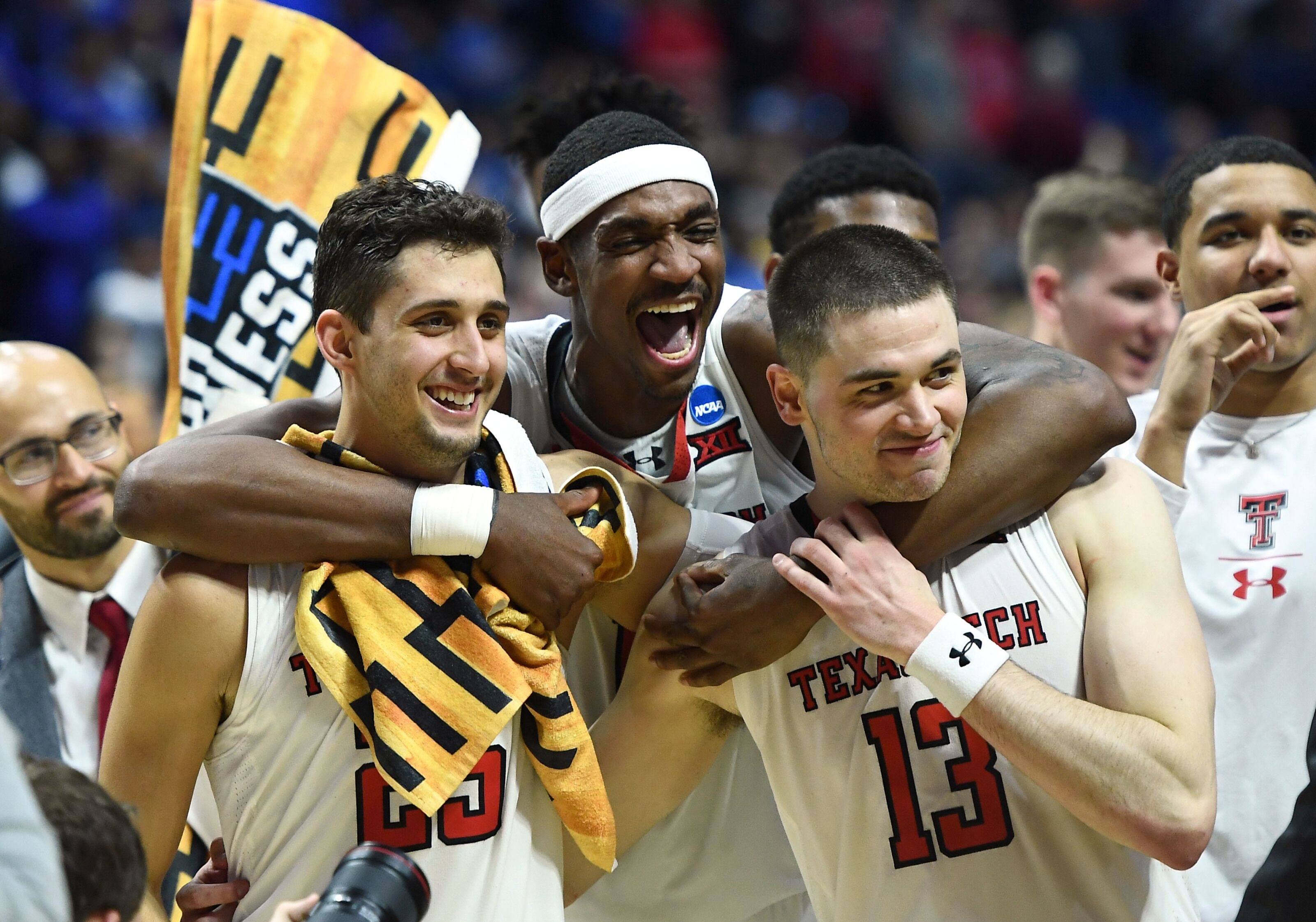 Image result for tj holyfield texas tech