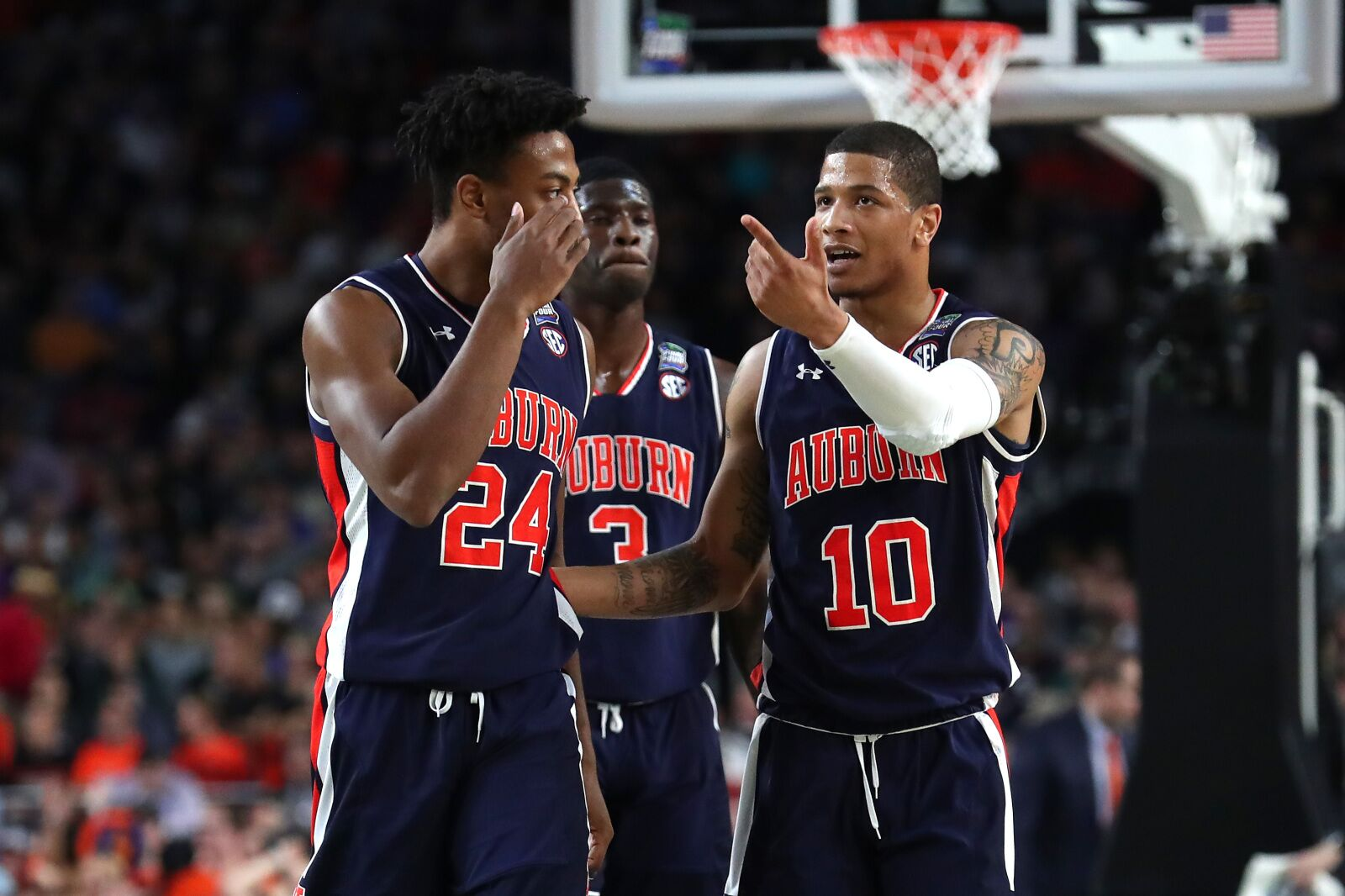 Auburn Vs Richmond 2019 20 Basketball Game Preview Tv Schedule