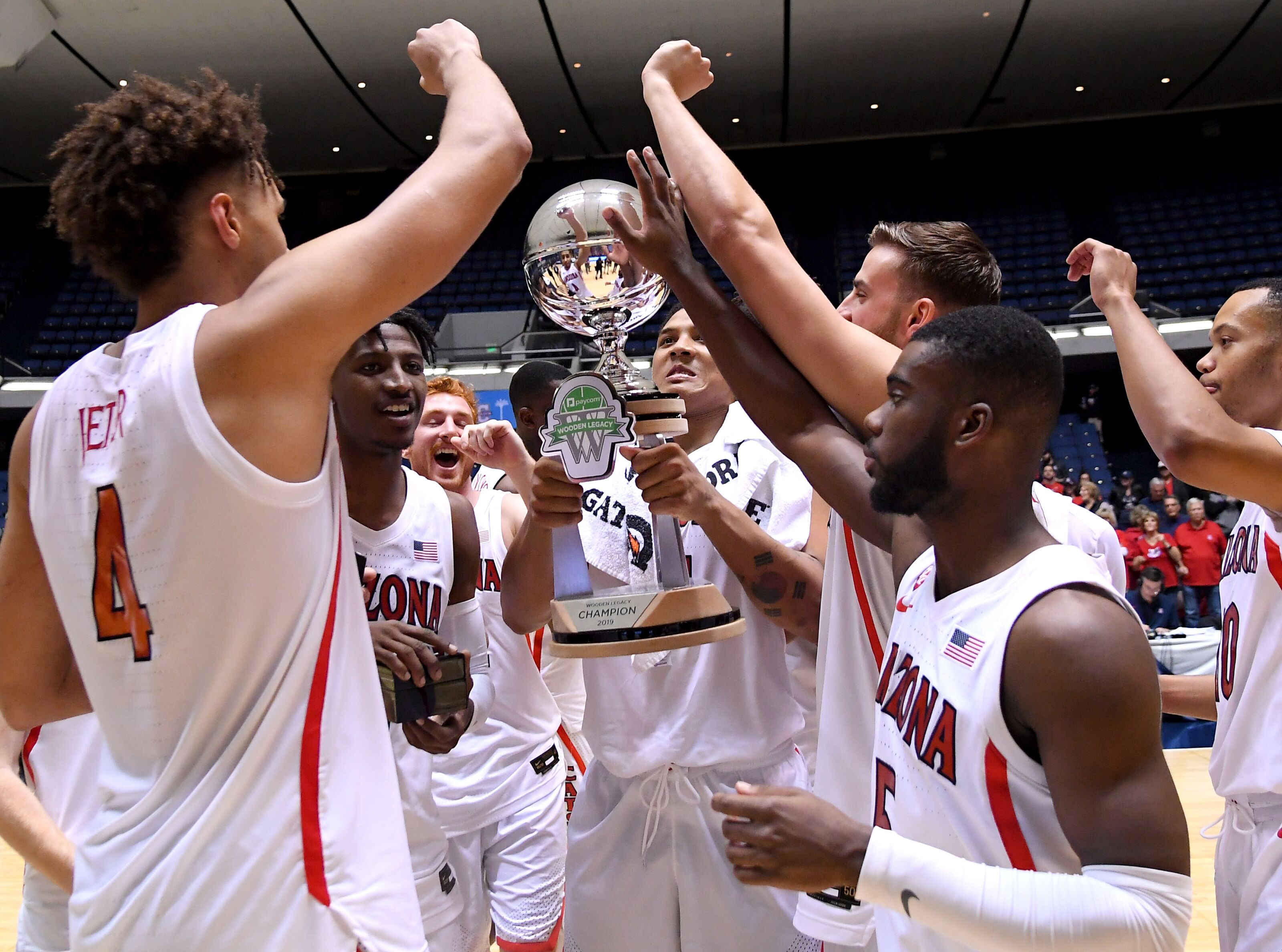Arizona vs. Gonzaga: 2019-20 college basketball game preview, TV schedule