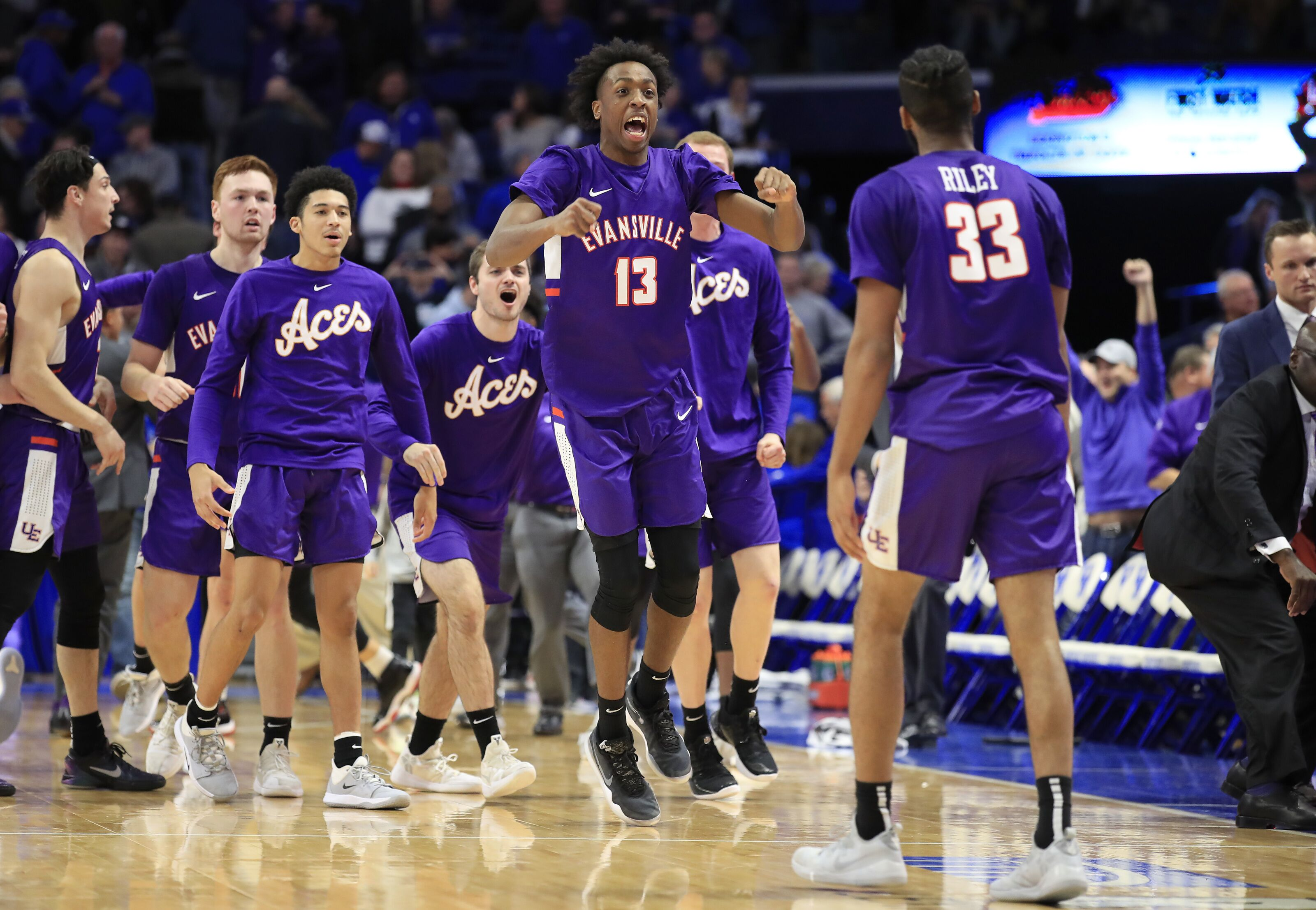 Ncaa Basketball Will Evansville Become Mid Major Star Of
