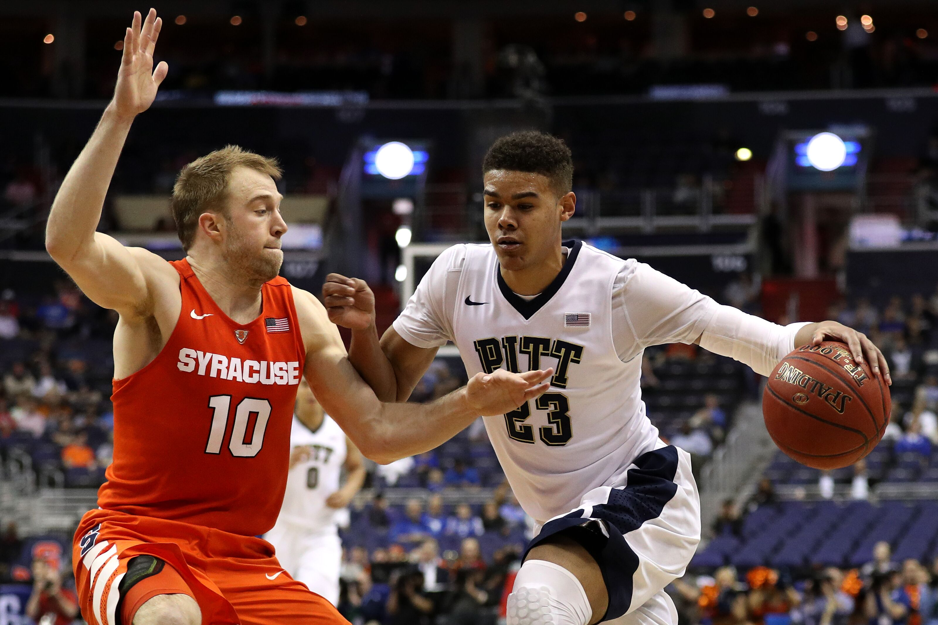 Acc Basketball Top 5 Recent Matchups For Pittsburgh Vs Syracuse