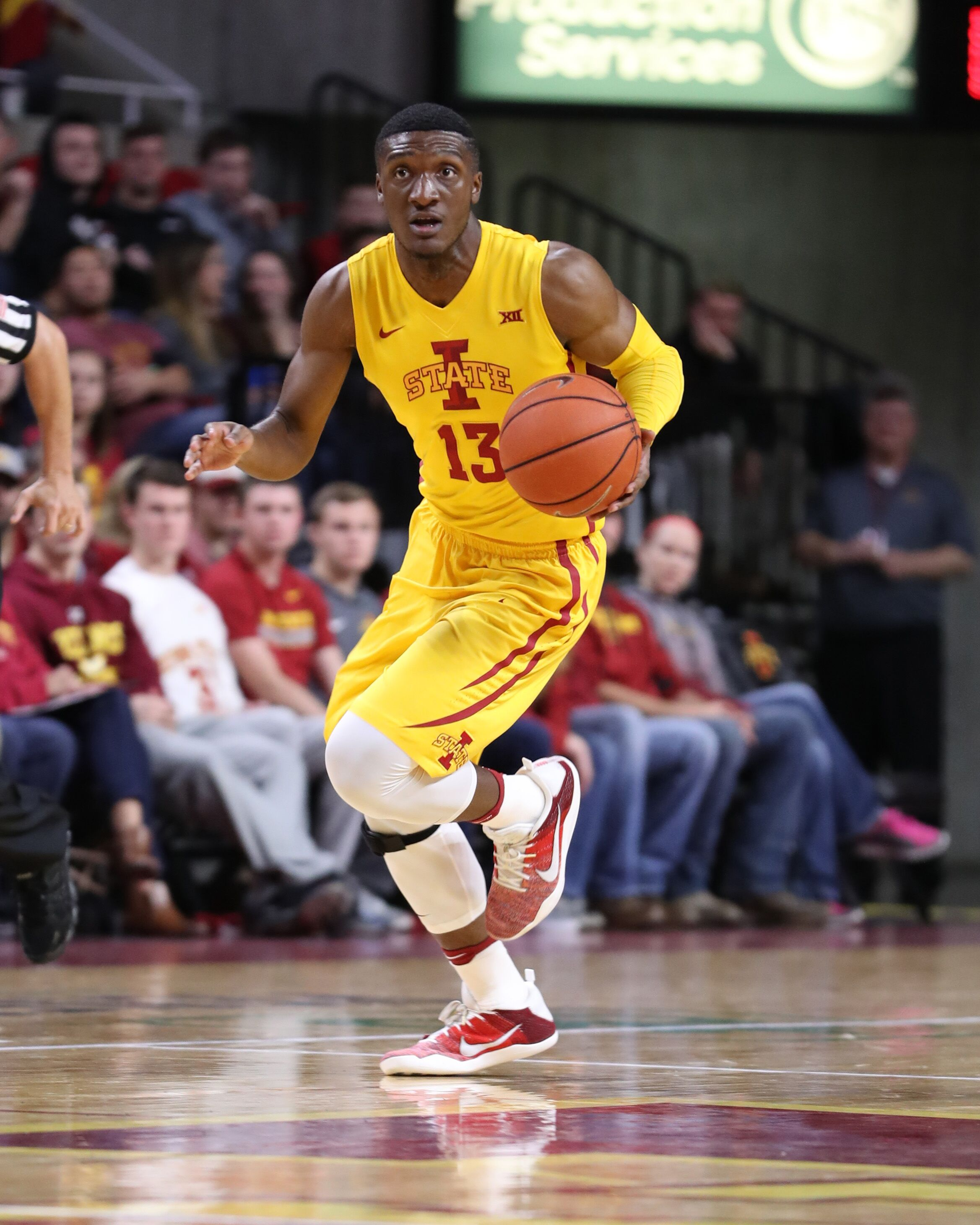 Iowa state basketball watch for jakolby long publicscrutiny Images