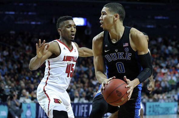d885cc002 2017 NBA Draft  5 best fits for Duke Blue Devils  Jayson Tatum