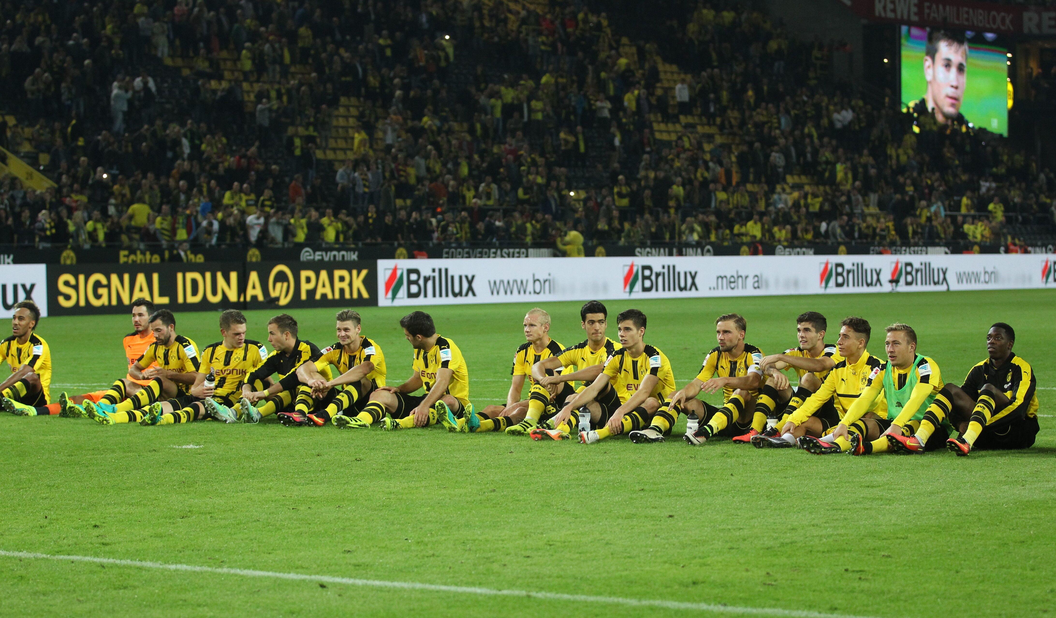 Dortmund Vs Freiburg 2017