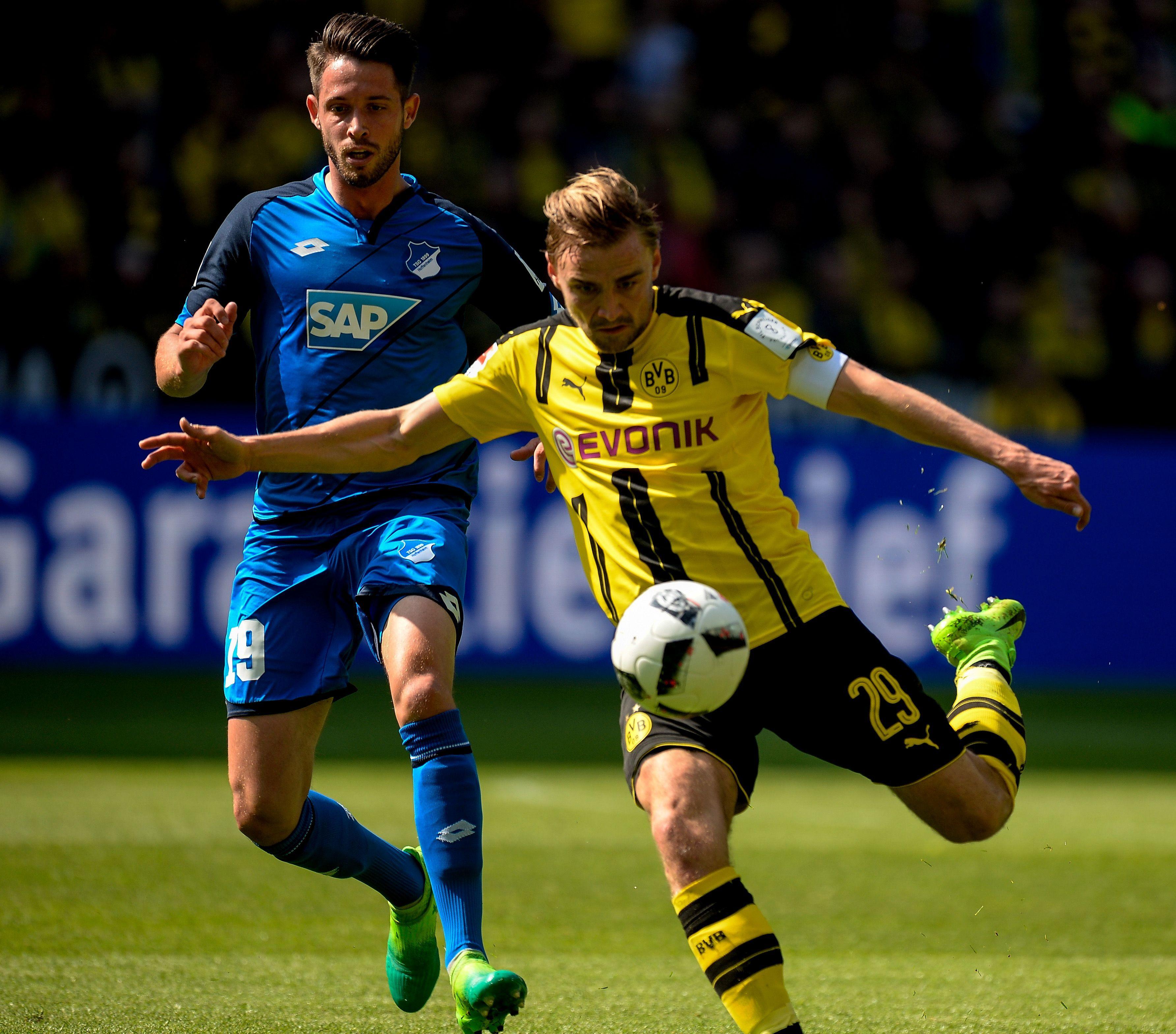 Dortmund Hoffenheim 2017