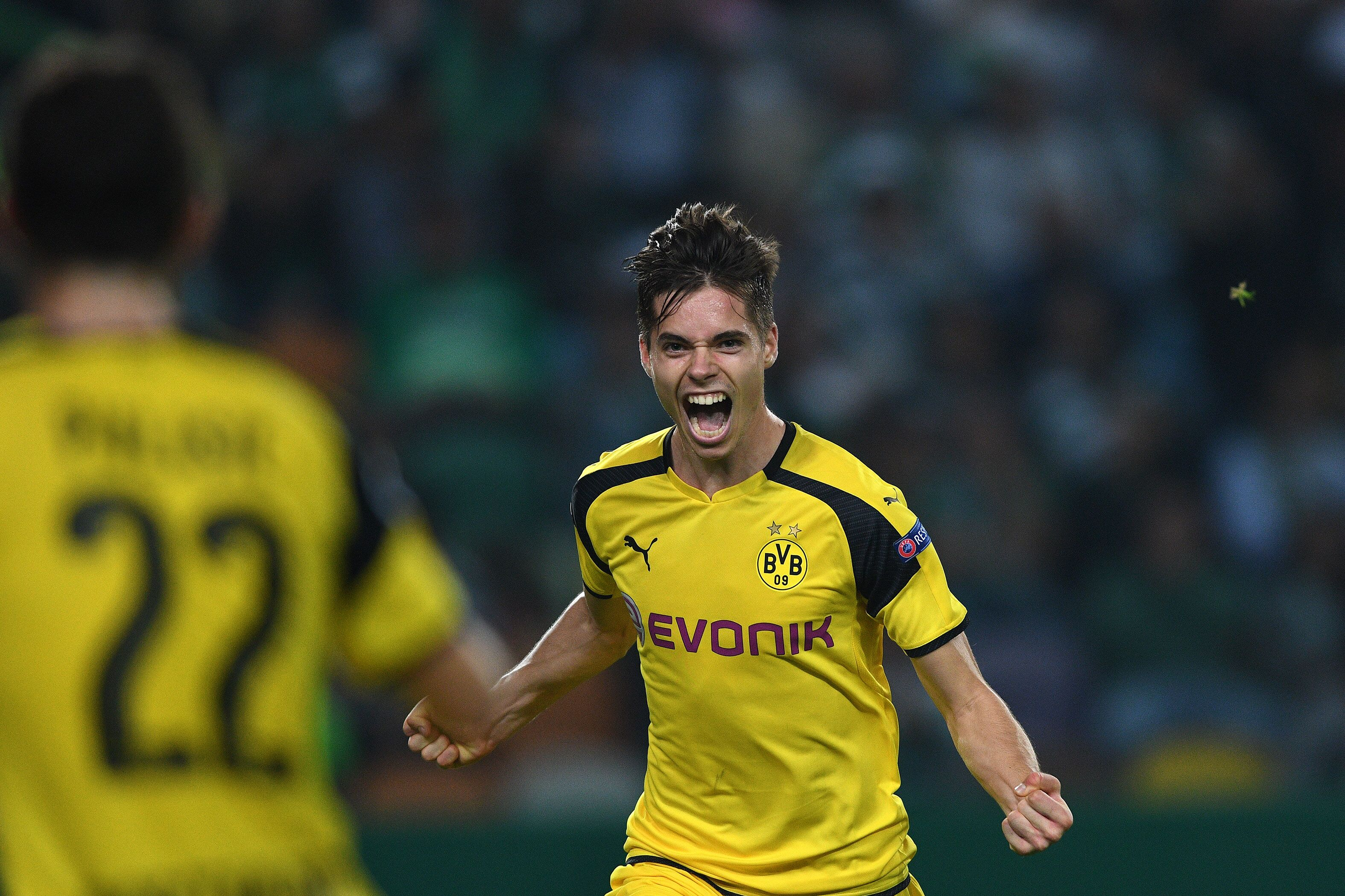 Dortmund s Julian Weigl Attracting Premier League Interest