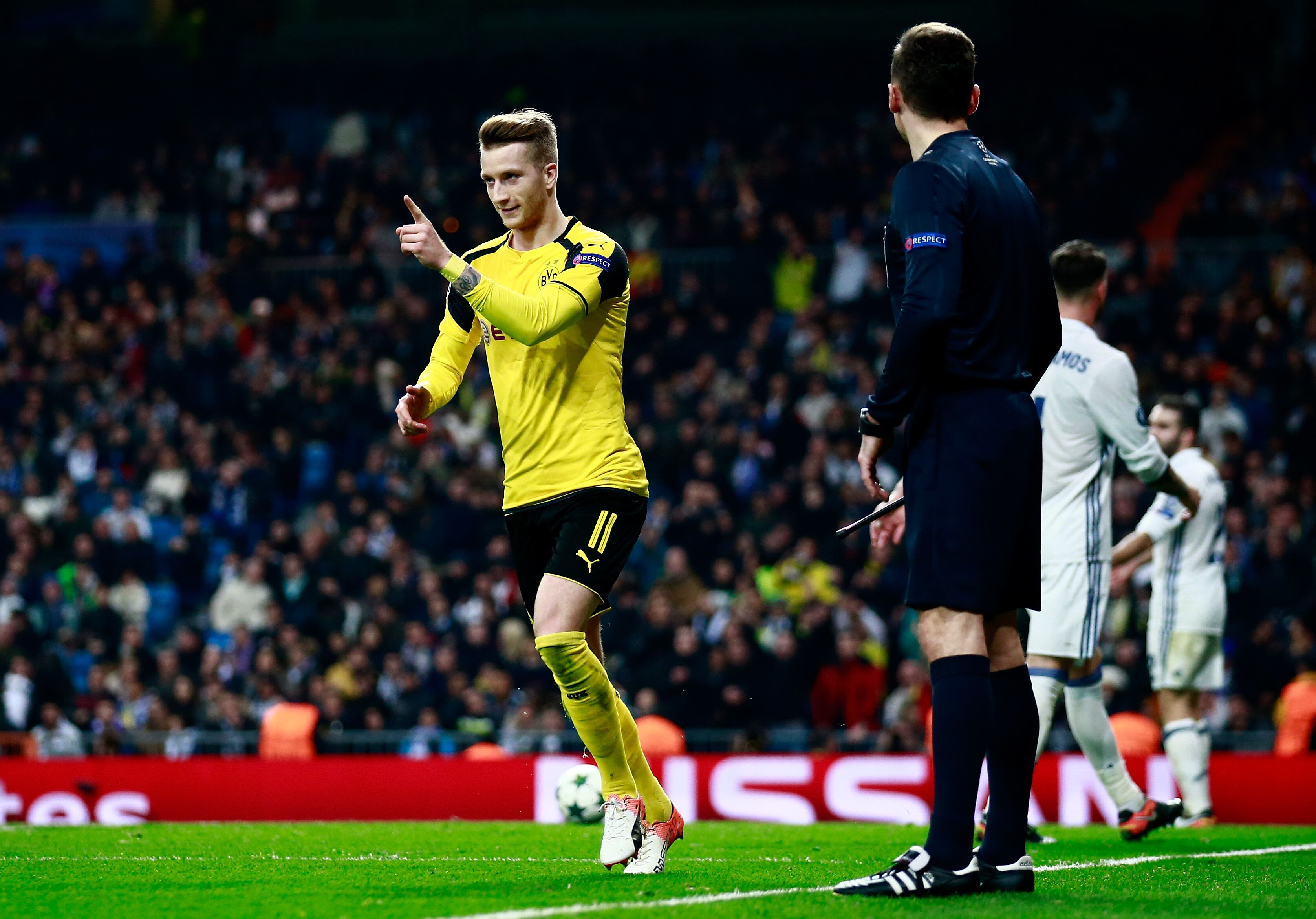 Marco Reus the Derrick Rose of the Soccer