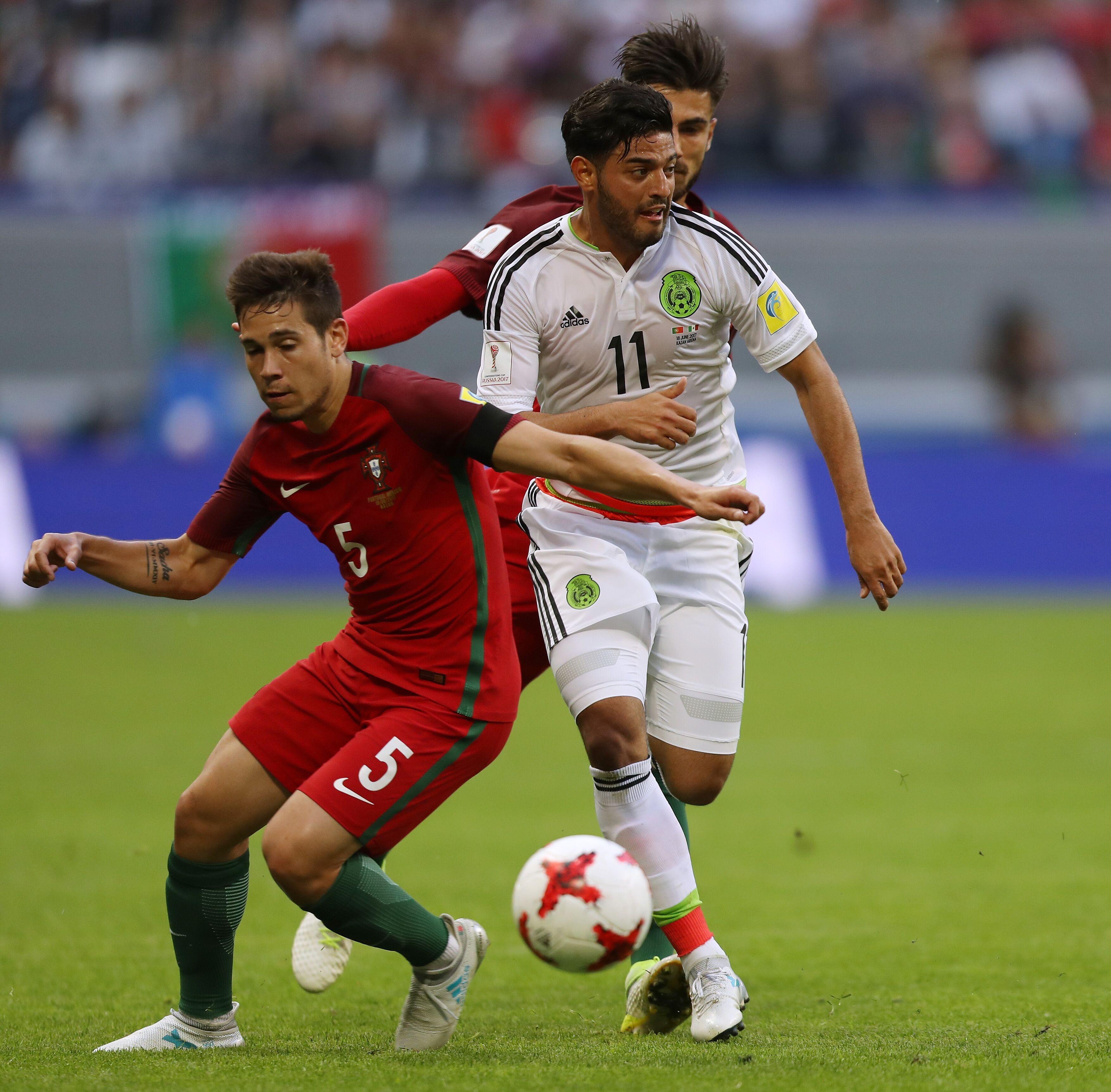 Confederations Cup Update Borussia Dortmund s Raphael Stumbles