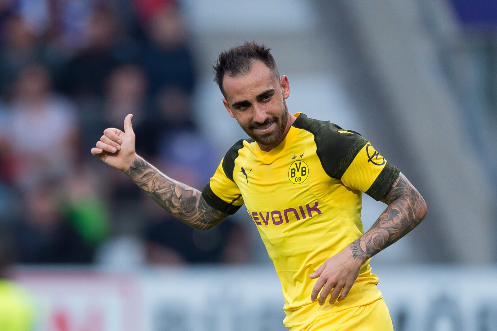 Alcacer Dortmund