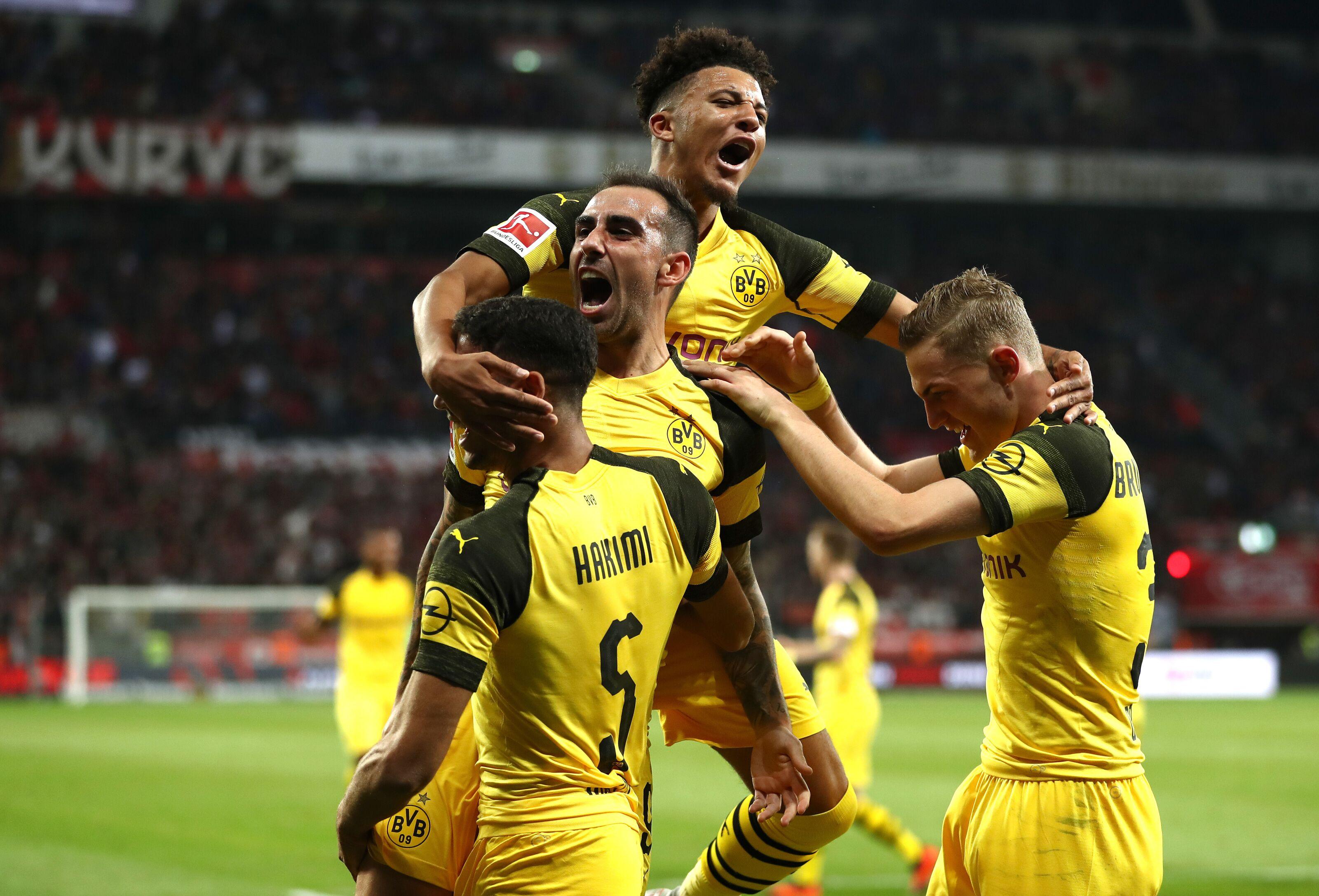 Bvb Vs Bayer Leverkusen