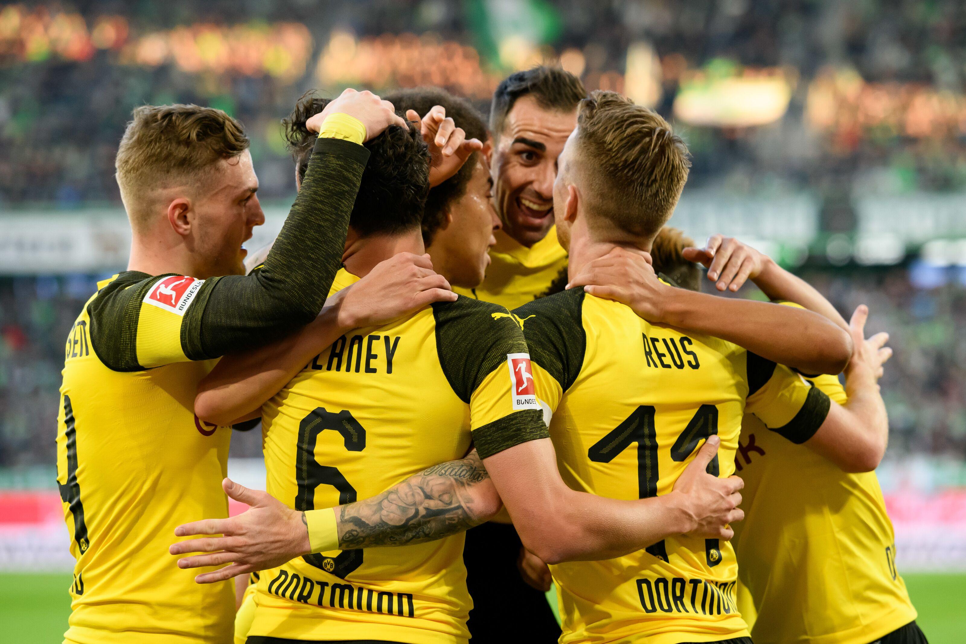 Dortmund Bayern Preview