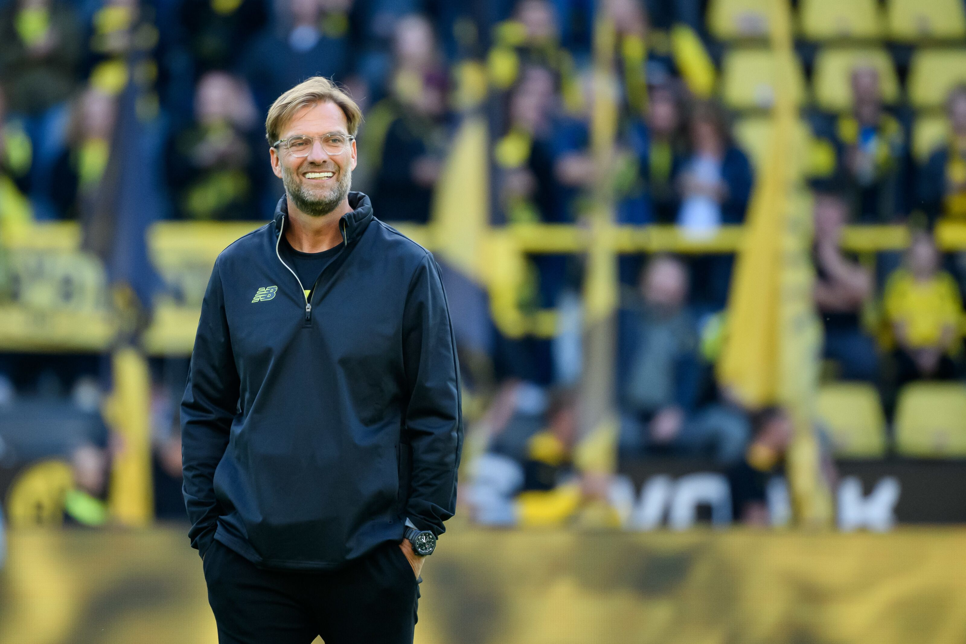 Jurgen Klopp Believes In Borussia Dortmund S Title Chances