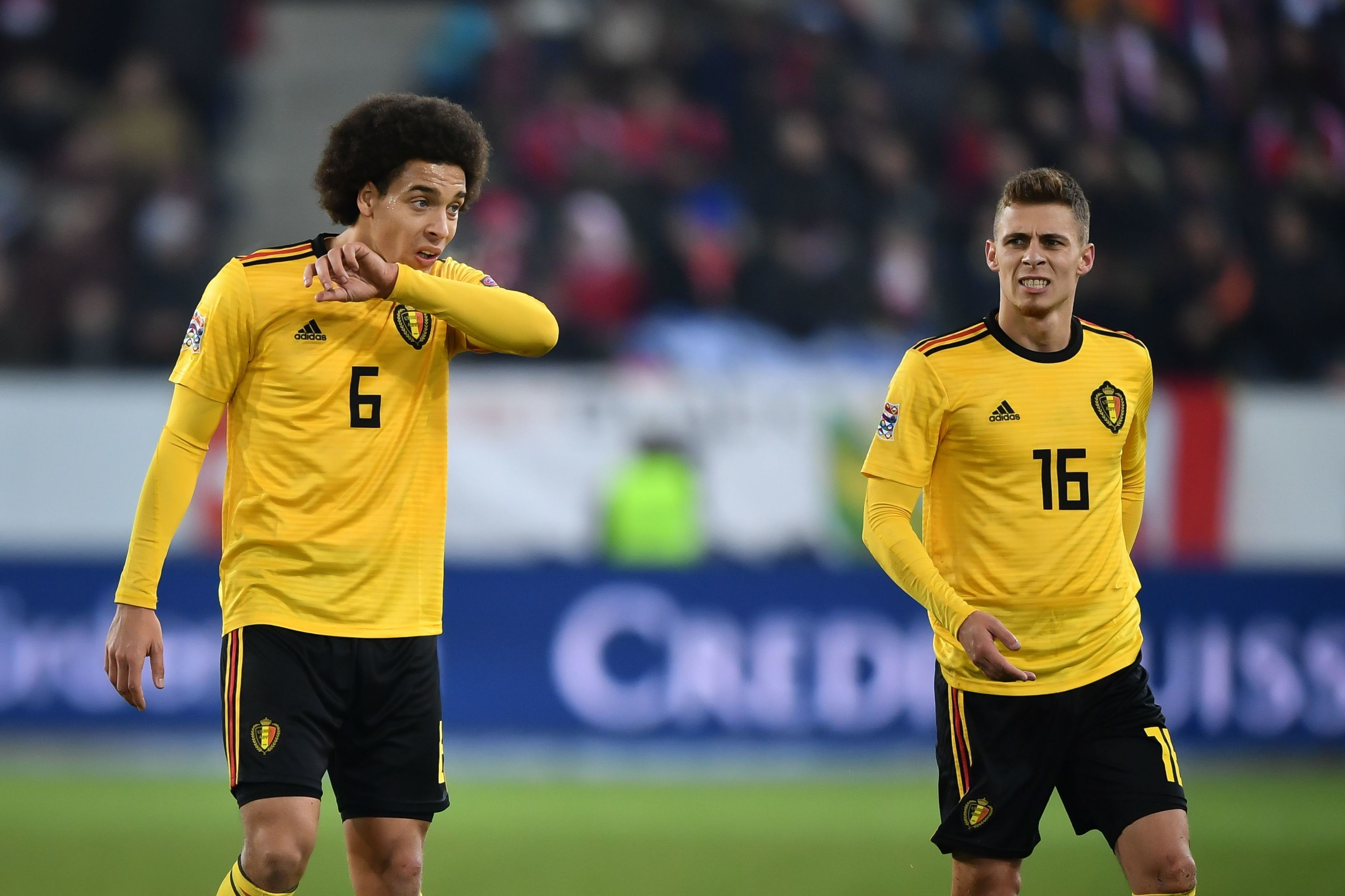 14 Borussia Dortmund players called up for international duty