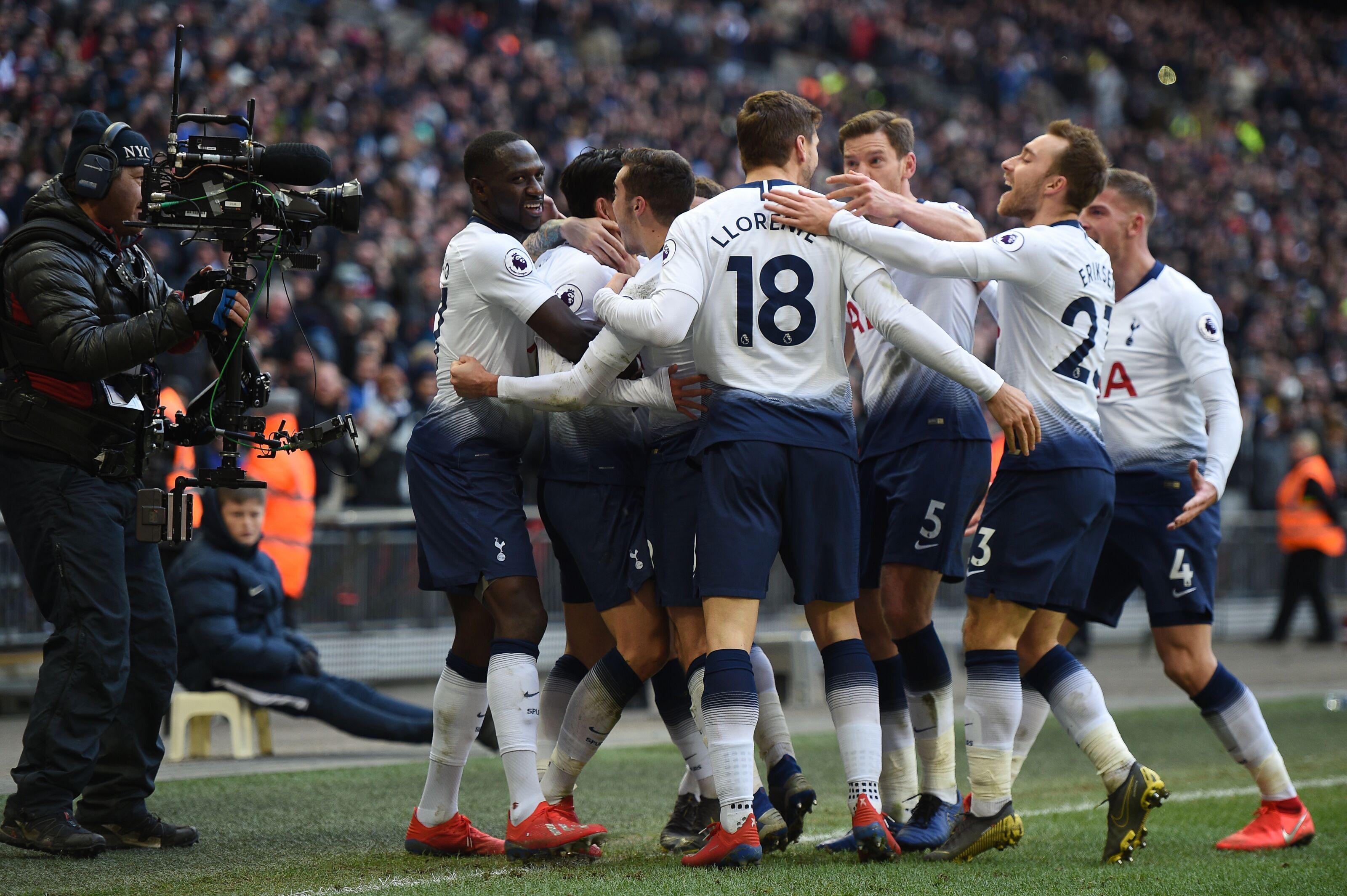 Bvb Vs Tottenham