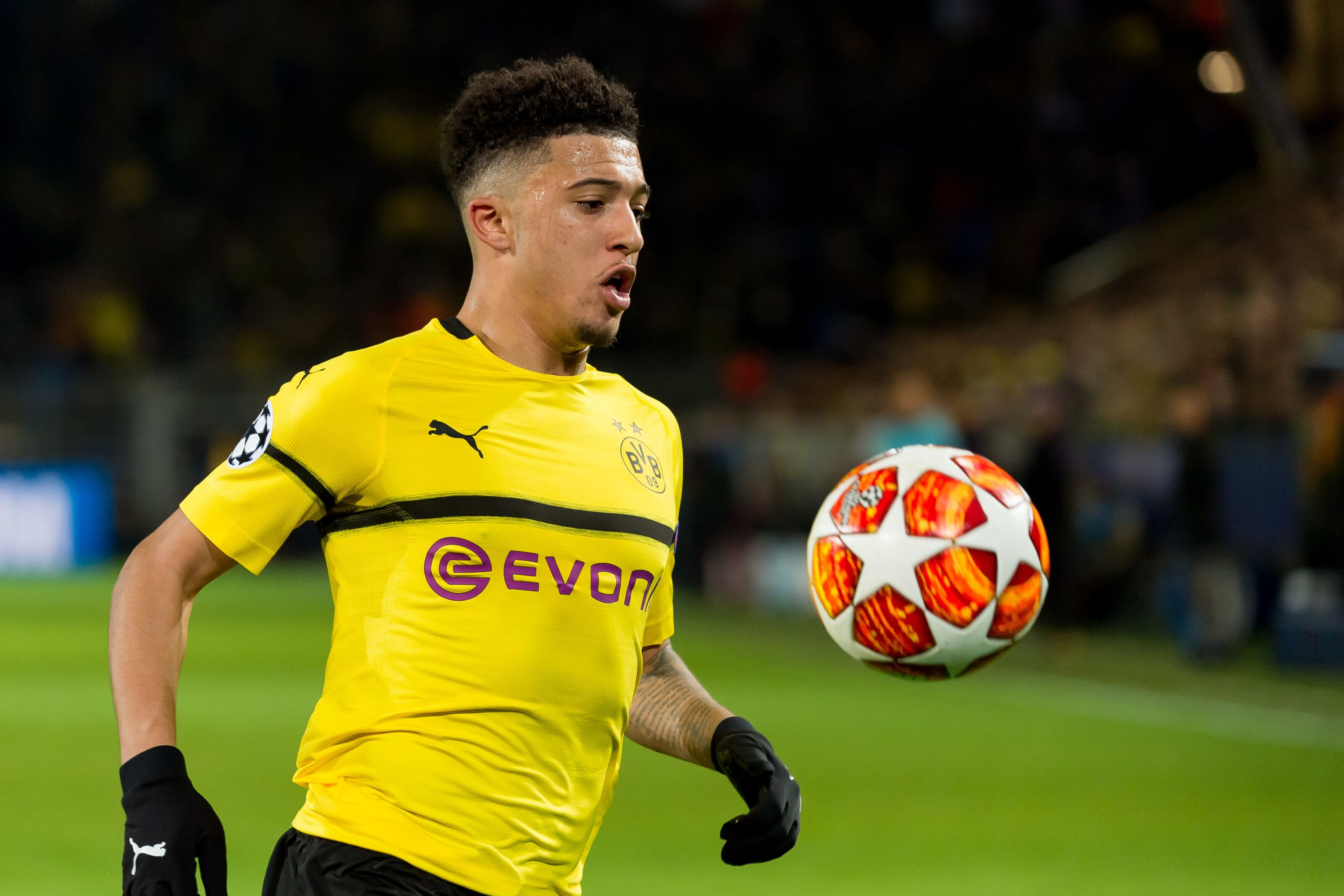 Michael Zorc: Jadon Sancho will play for Borussia Dortmund next season
